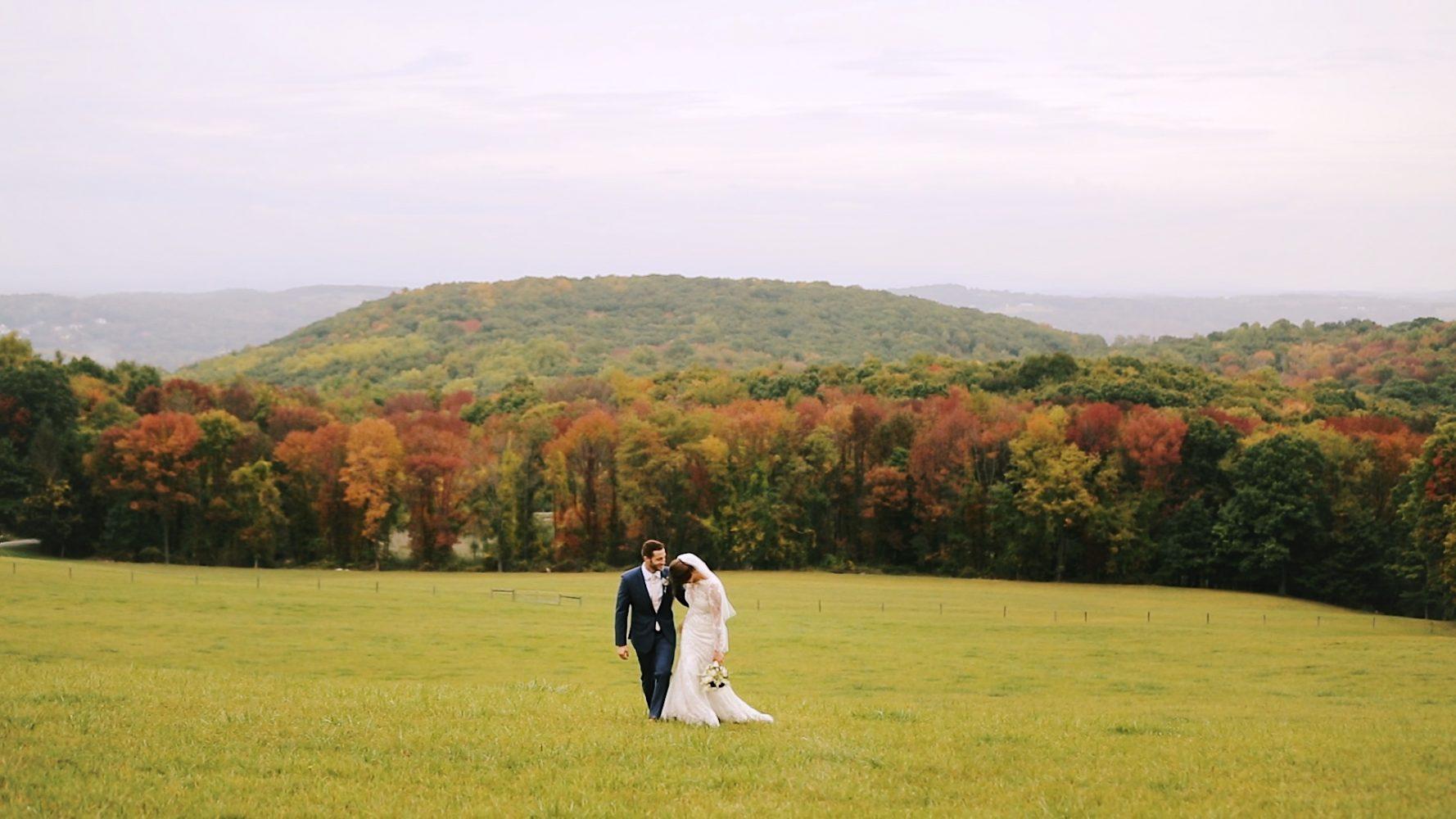 Nicole + Kyle | Warwick, New York | Brady Farm