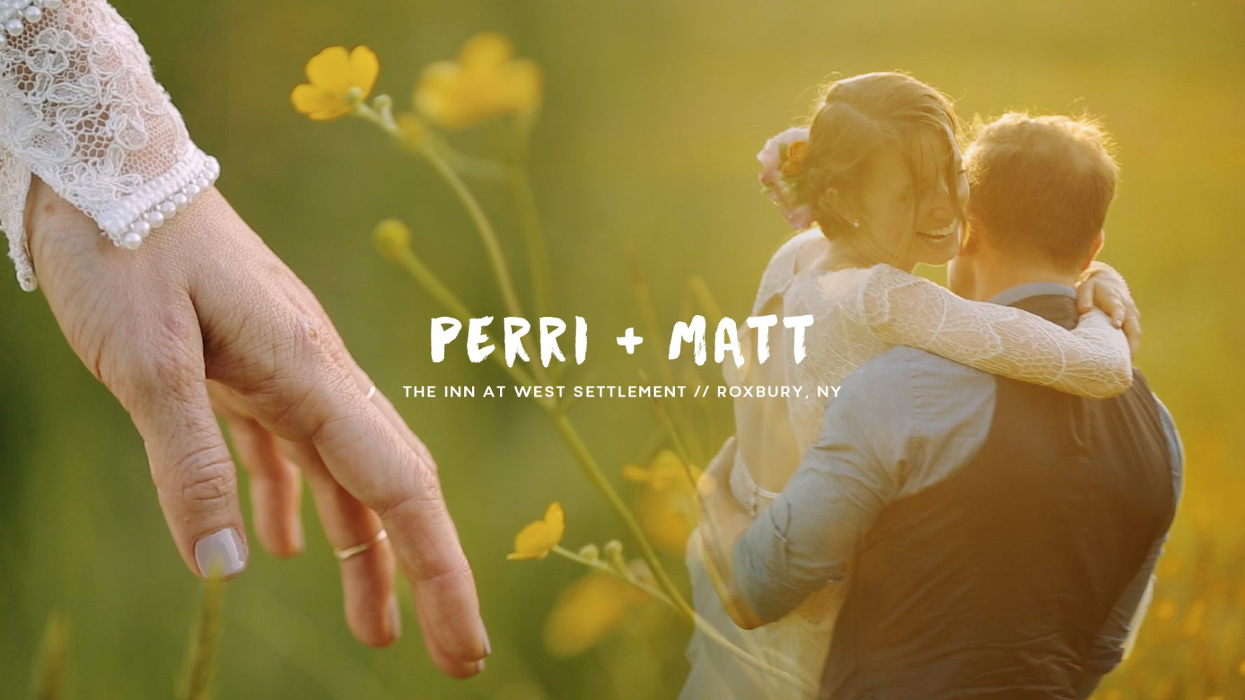Perri + Matt | Roxbury, New York
