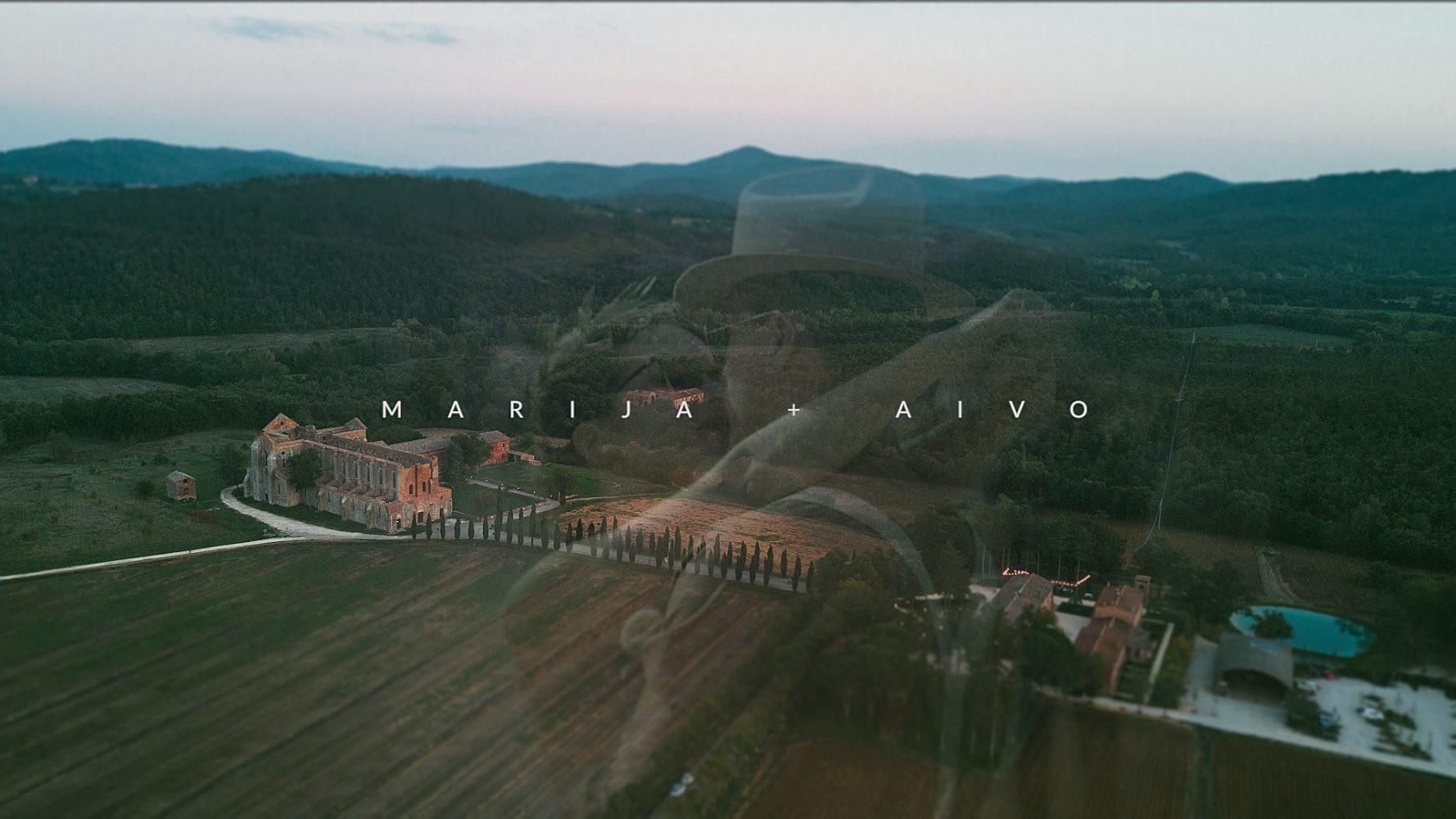 Marija + Aivo | San Galgano, Italy | Terre di San Galgano