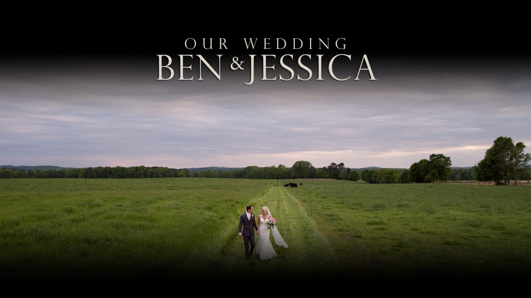 Ben + Jessica | Zebulon, Georgia