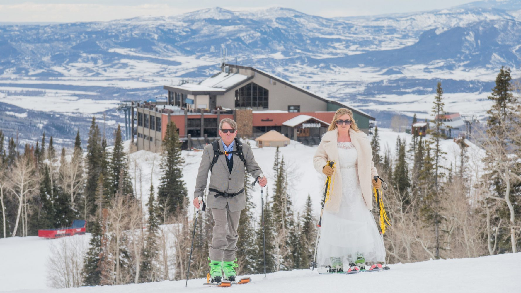 Jason + Katie | Steamboat Springs, Colorado