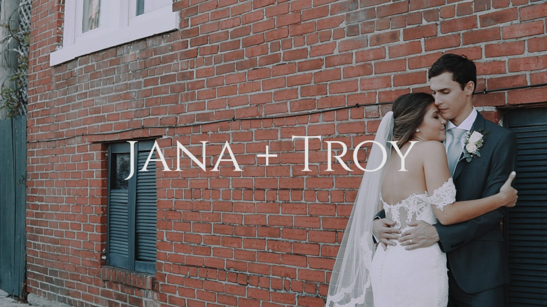 Troy + Jana | Memphis, Tennessee