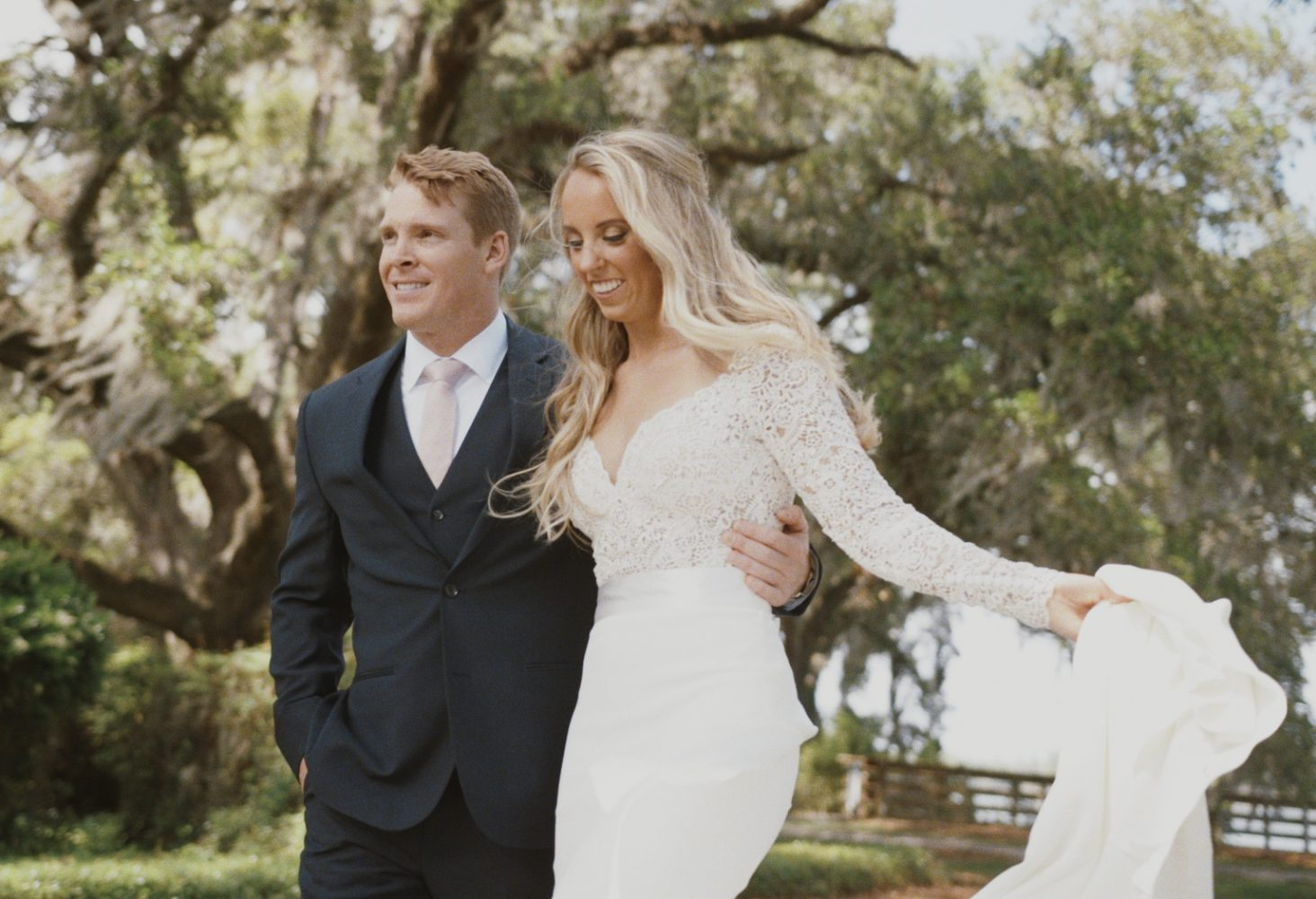Steve + Olivia | Okatie, South Carolina | Oldfield Golf Club
