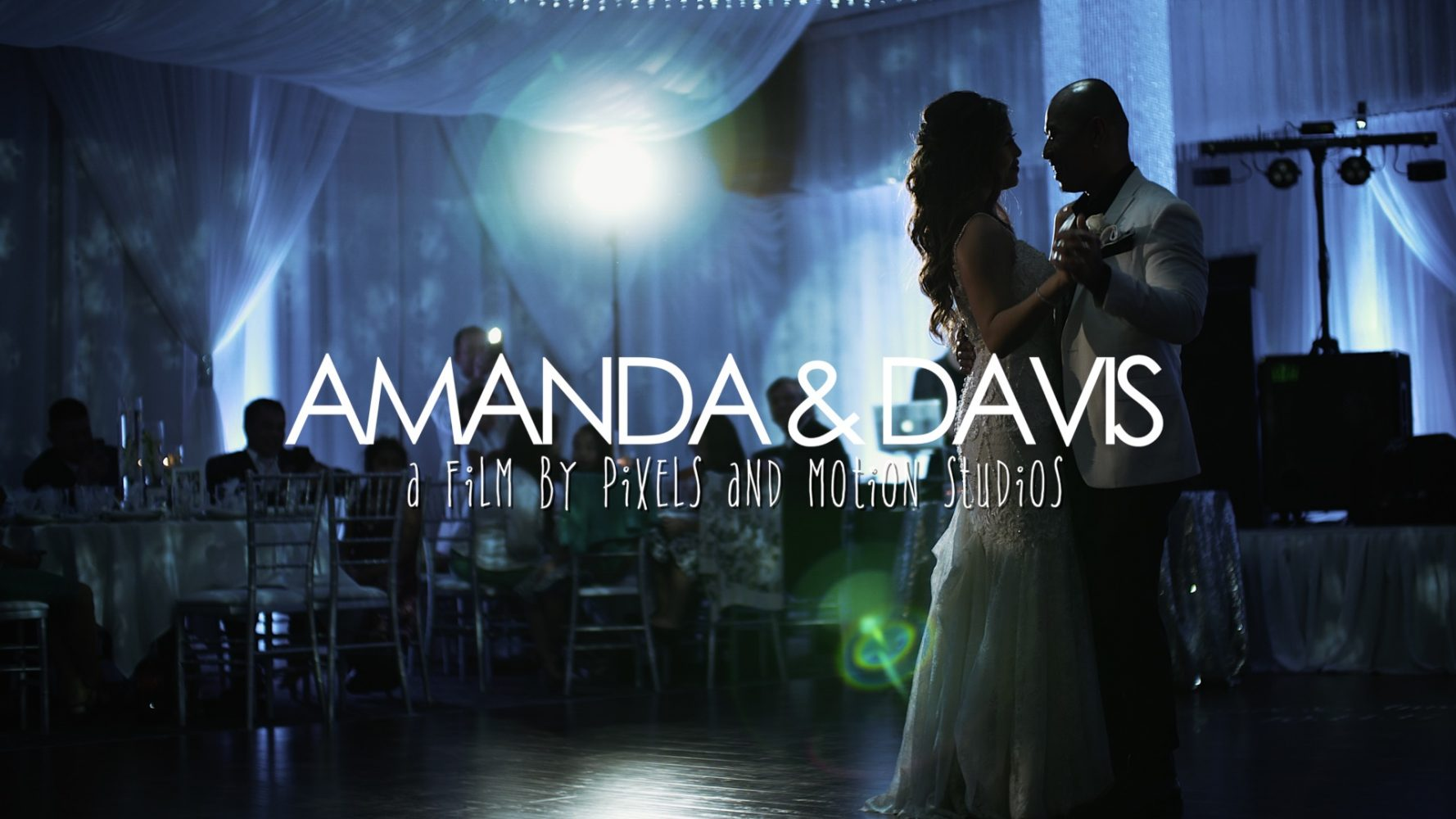 Amanda + Davis | San Diego, California | Crystal Palace