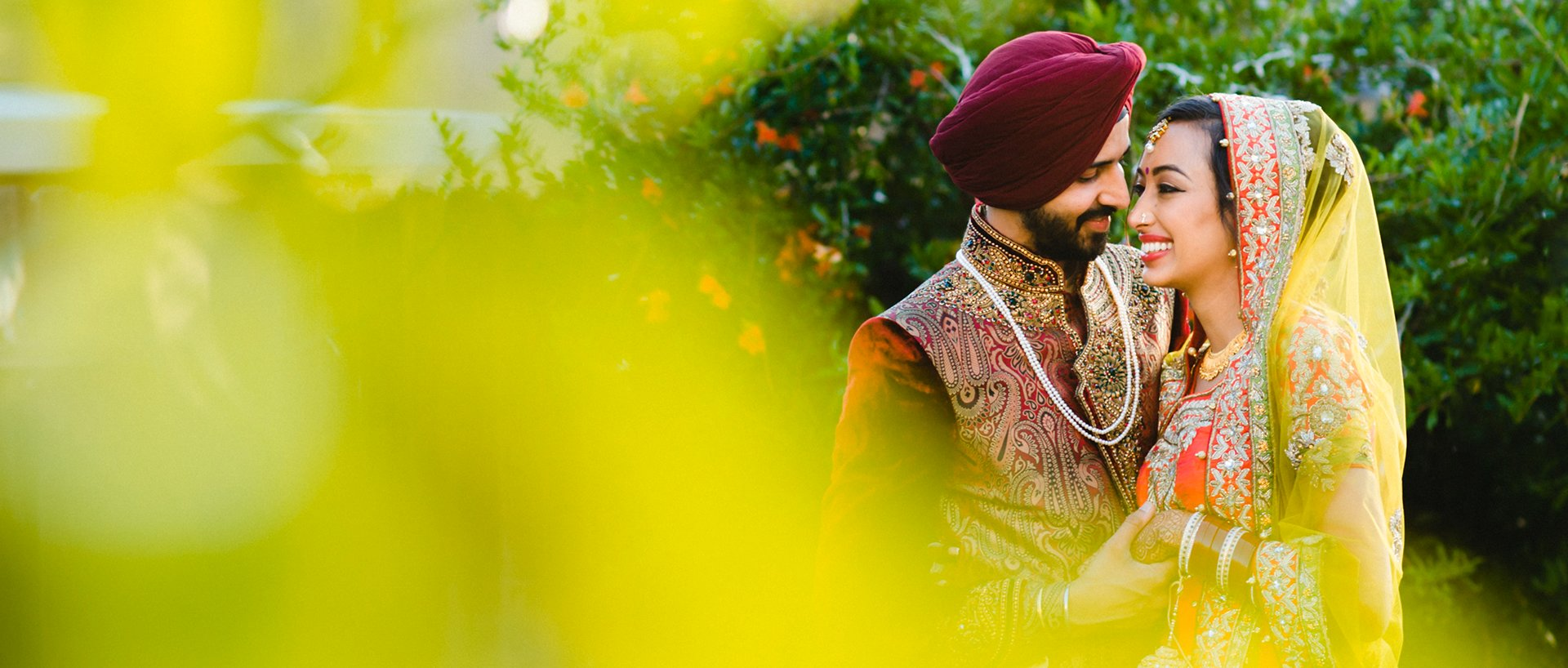 Mandeep + Roop | Sacramento, California | White Lotus Banquet Hall