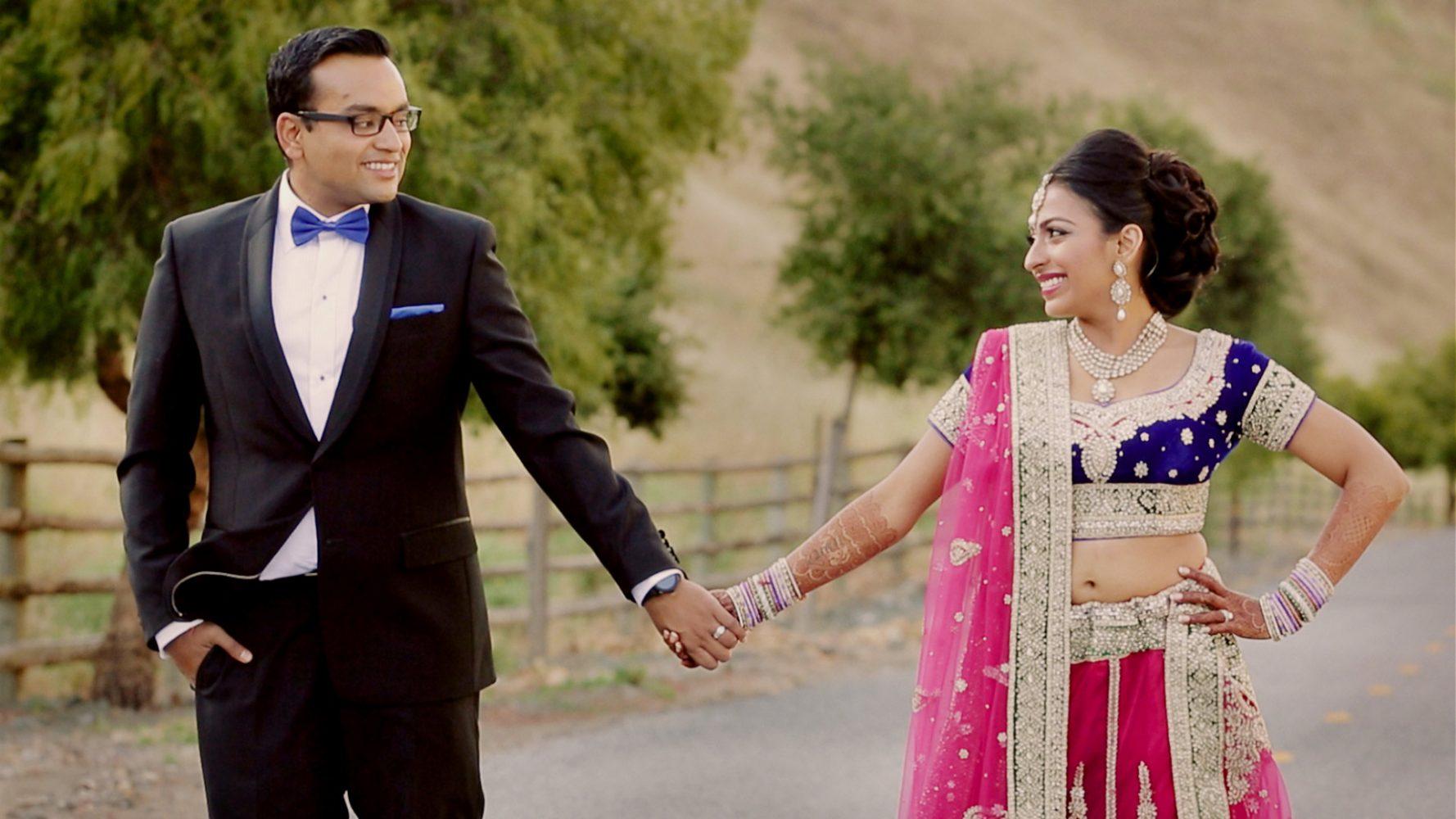 Umang + Shivani | Sunol, California | Nella Terra Cellars