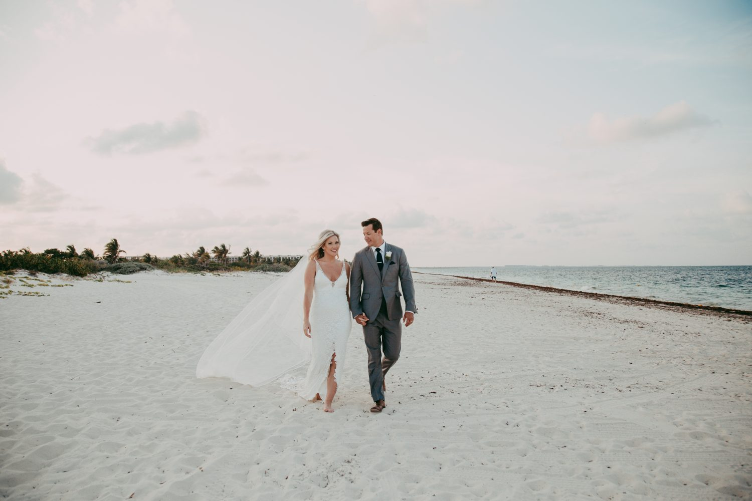Adam + Elizabeth | Cancun, Mexico | Finest Playa Mujeres