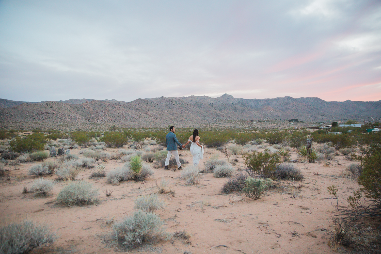 Juan-Pablo  + Carolyn  | Joshua Tree, California | Joshua Tree National Park