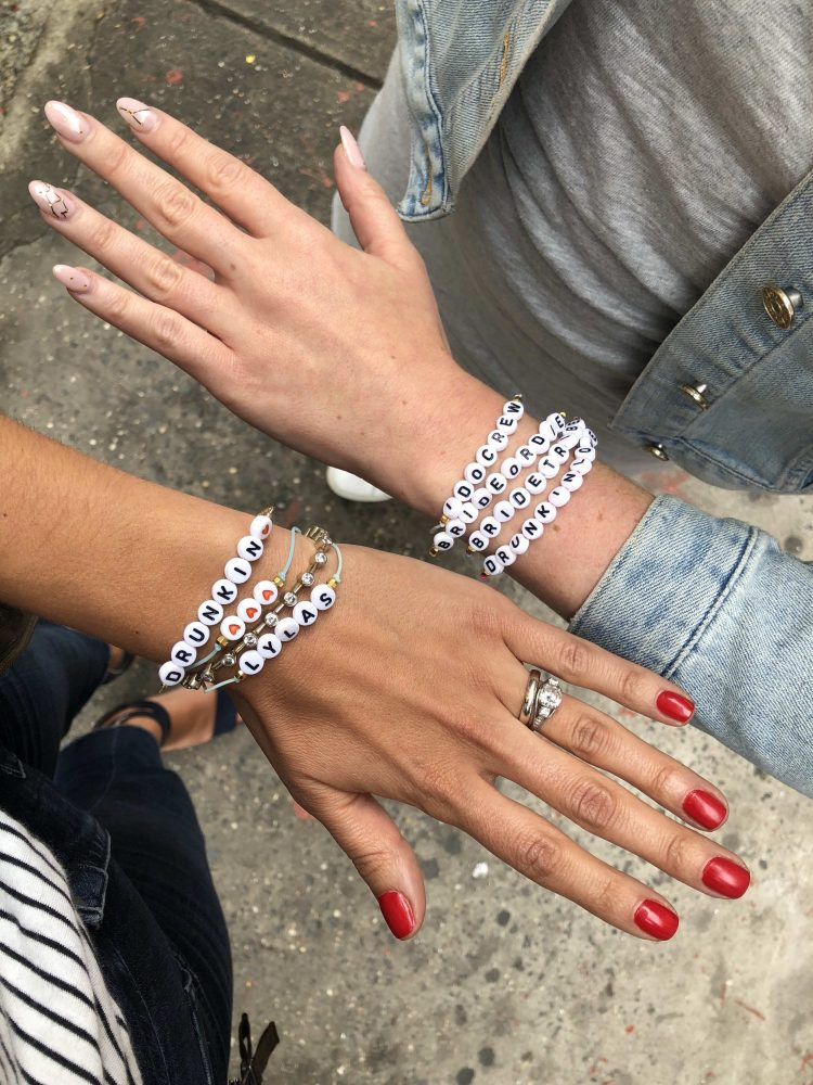 Win Custom Bracelets For Your Bridesmaids From Ryan Porter!