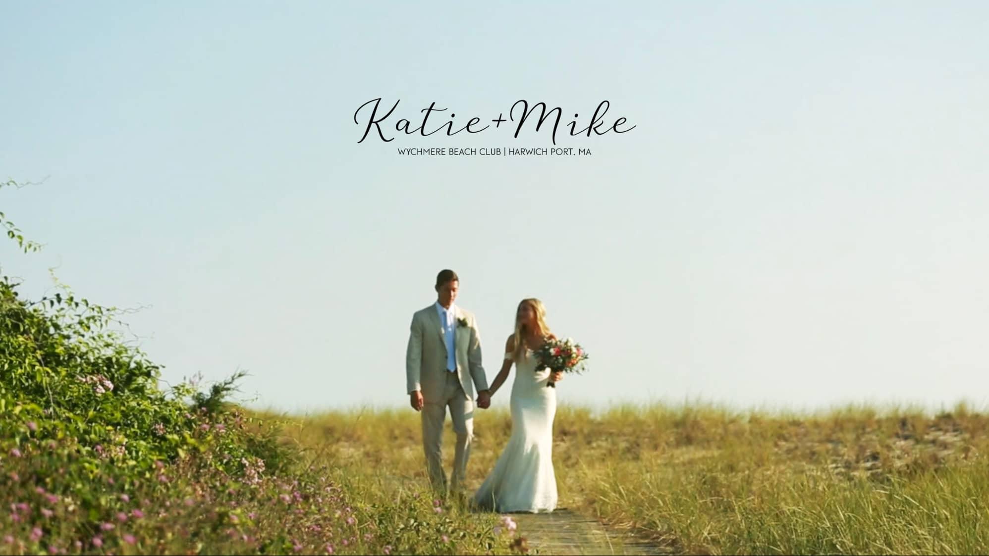 Katie + Mike | Harwich Port, Massachusetts