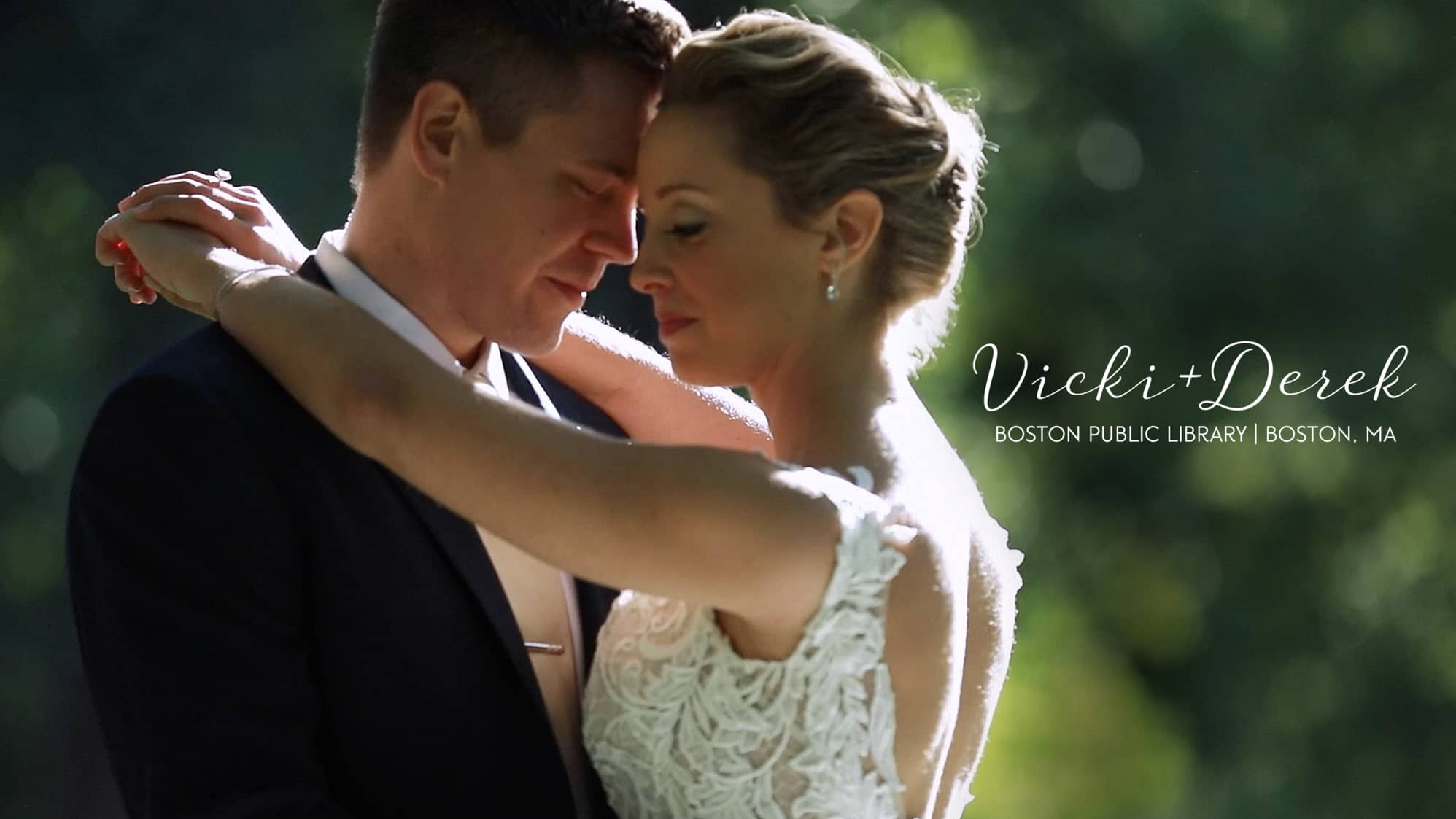 Vicki + Derek | Boston, Massachusetts