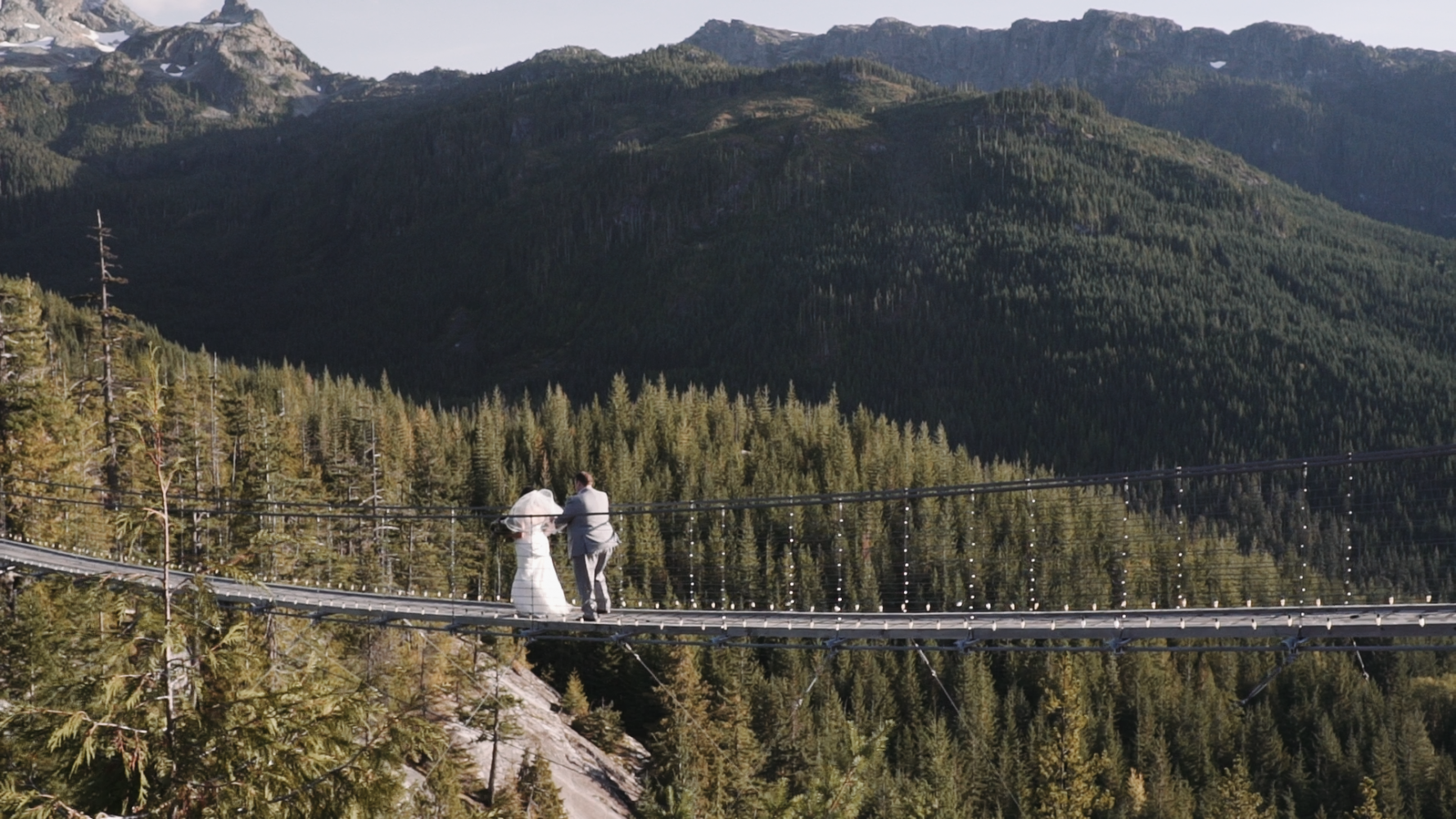Nancy + Brian | Squamish, Canada | Sea to Sky Gondola