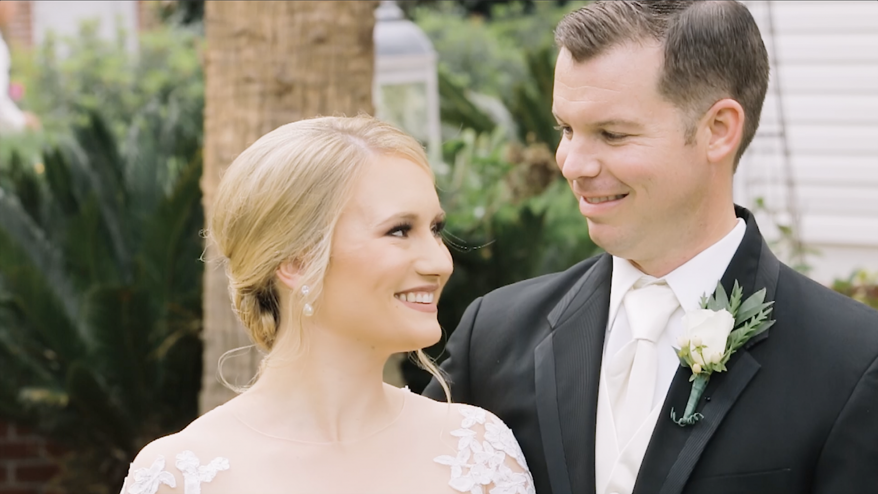 Lindsey + Patrick | Graceville, Florida | Private Property