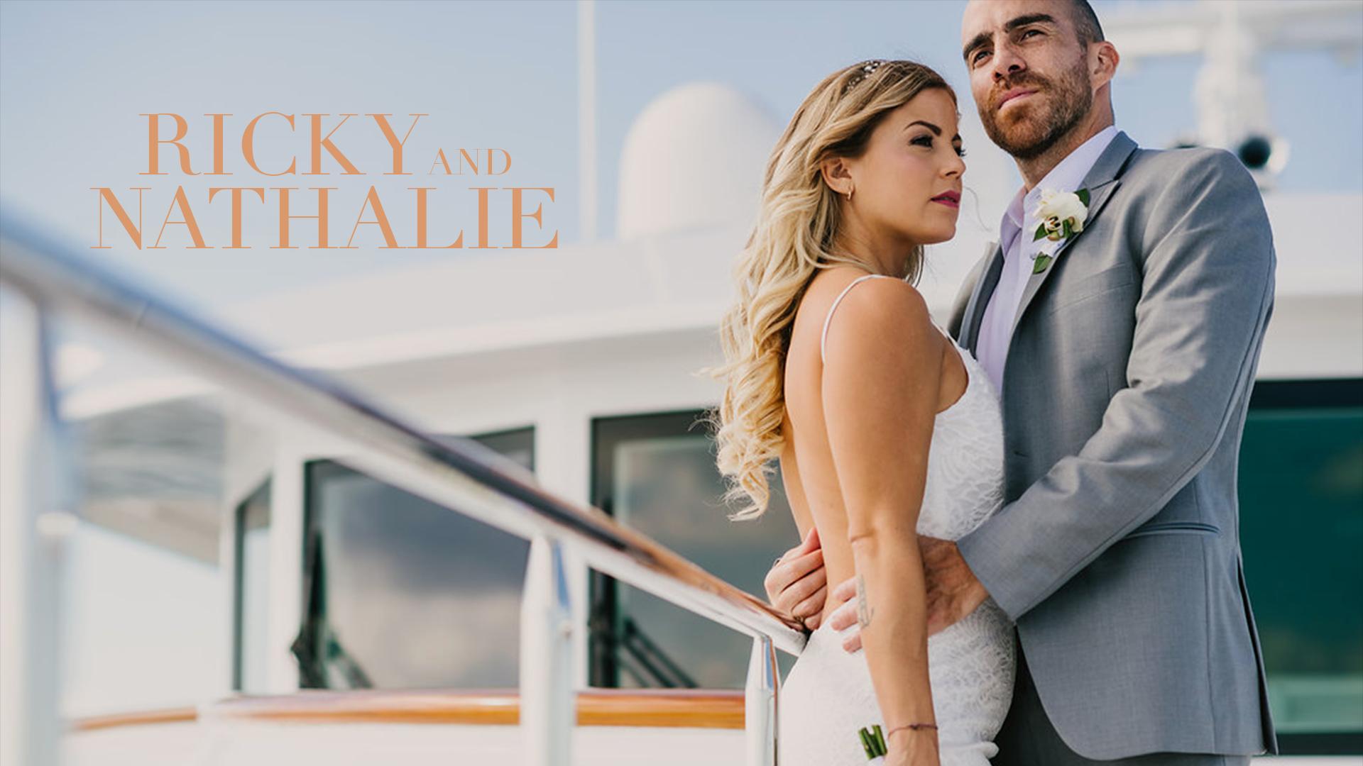 Ricky + Nathalie | Miami, Florida | Carpe Diem Yacht