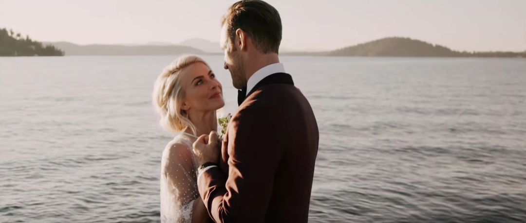 Julianne Hough and Brooks Laich's Wedding Video Is Here And It Was Worth The Wait