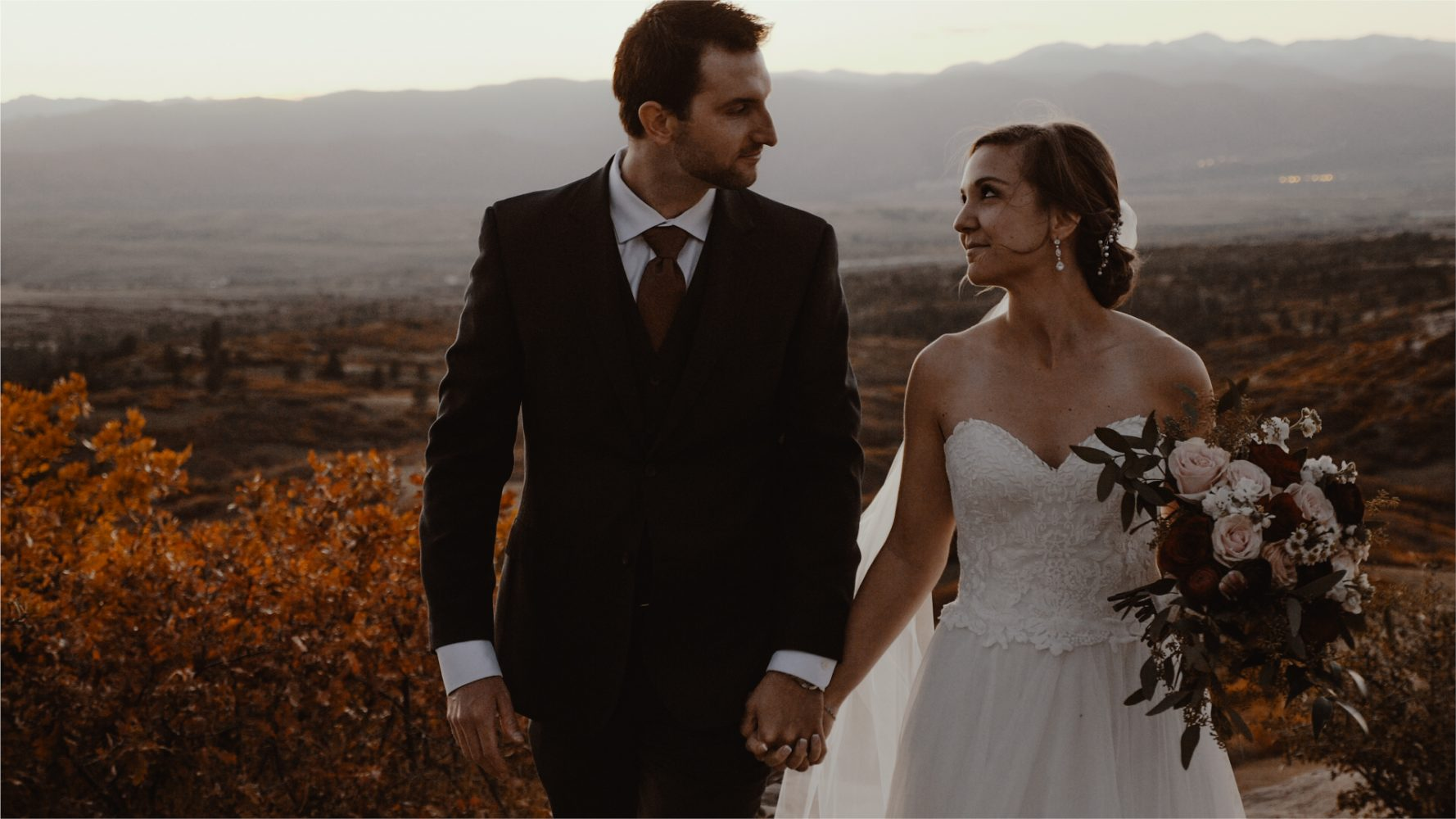 Amy + Cameron | Castle Rock, Colorado | Cielo at Castle Pines