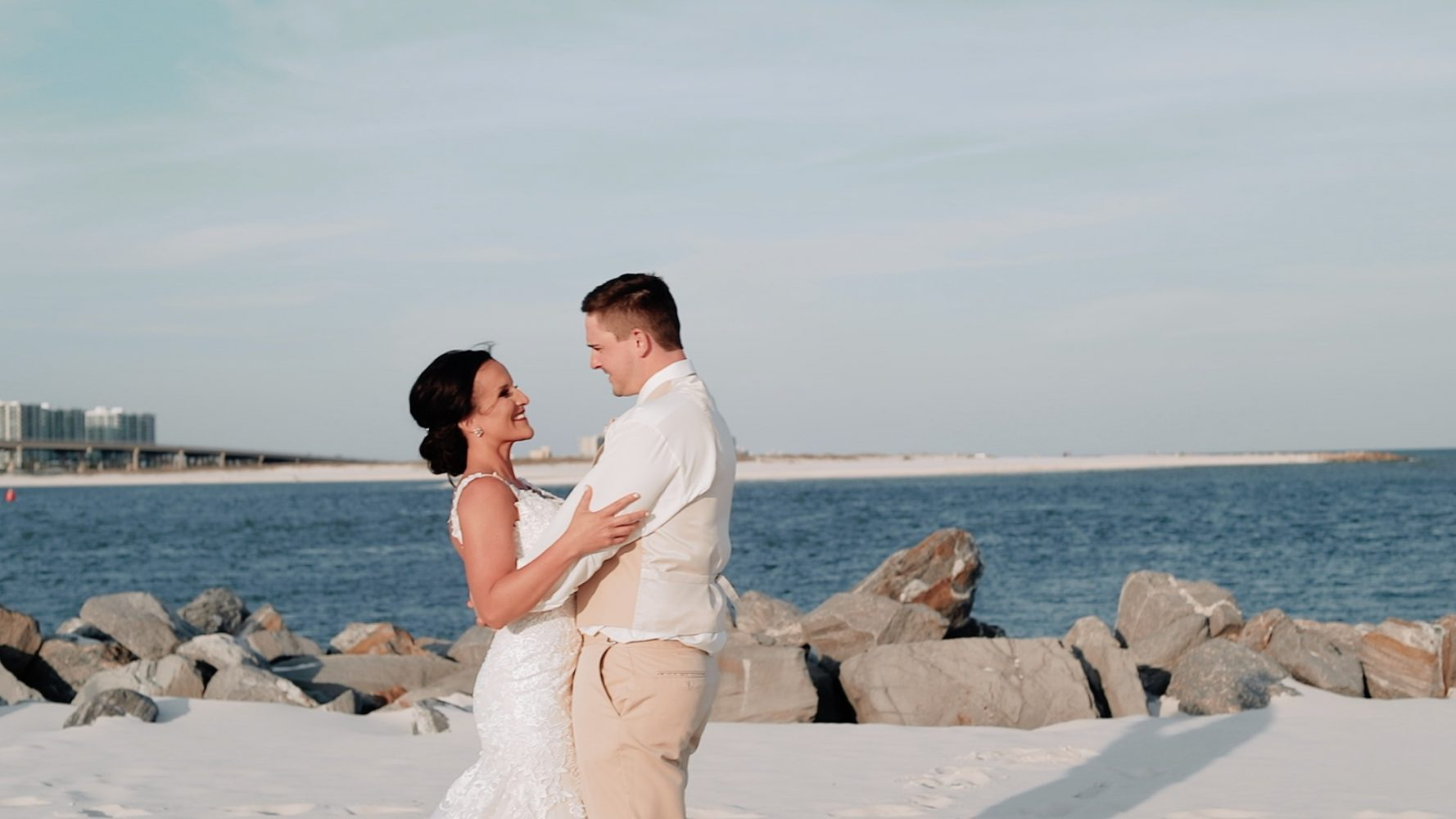 Shelby + Corey | Orange Beach, Alabama | Perdido Beach Resort