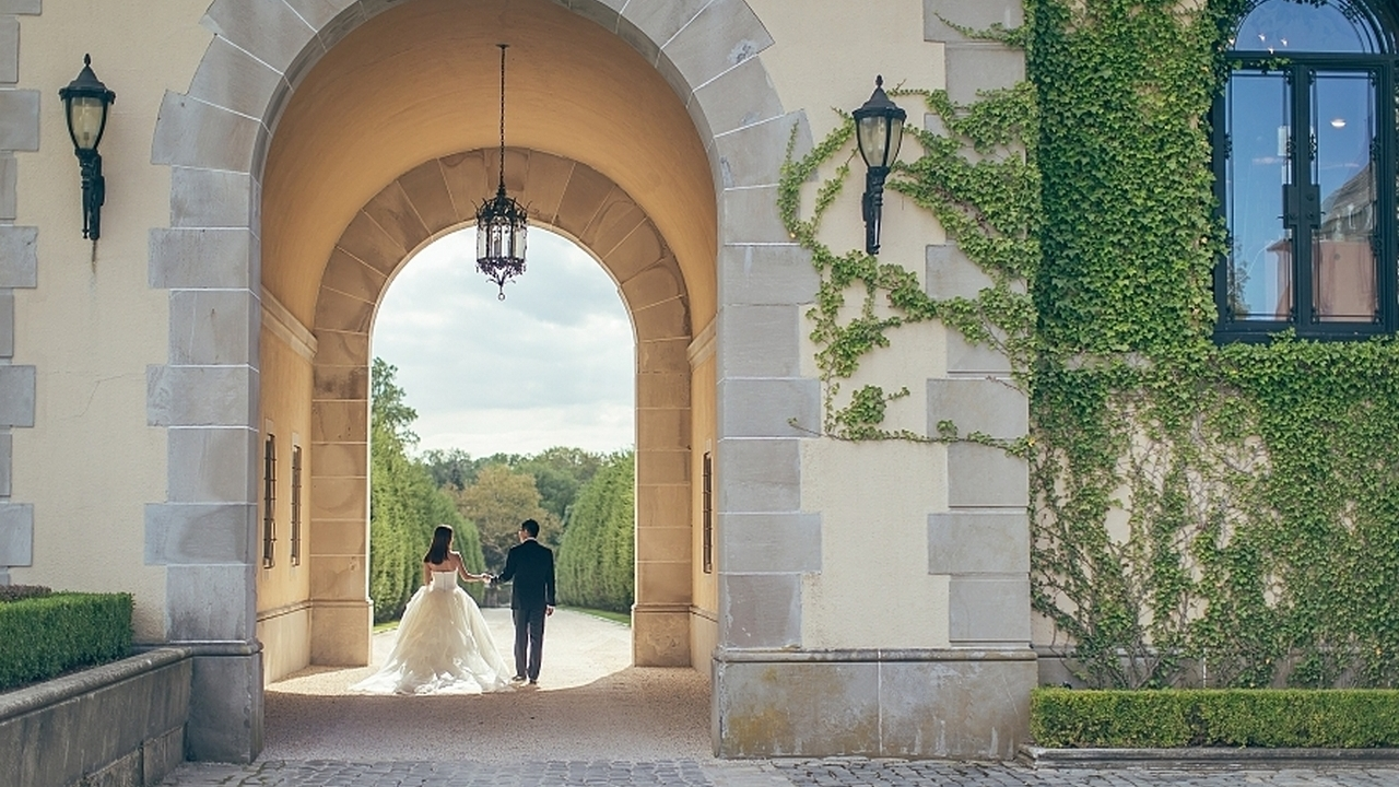 Helen  + Billy | New York, New York | Oheka Castle