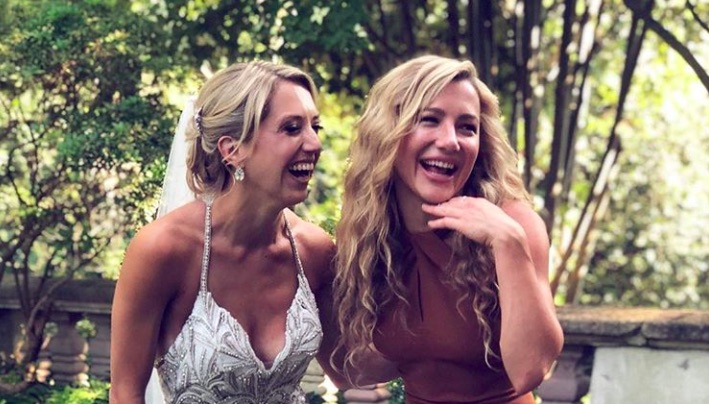 Watch Dress Designer Hayley Paige Surprise A Real Bride On Her Wedding Day
