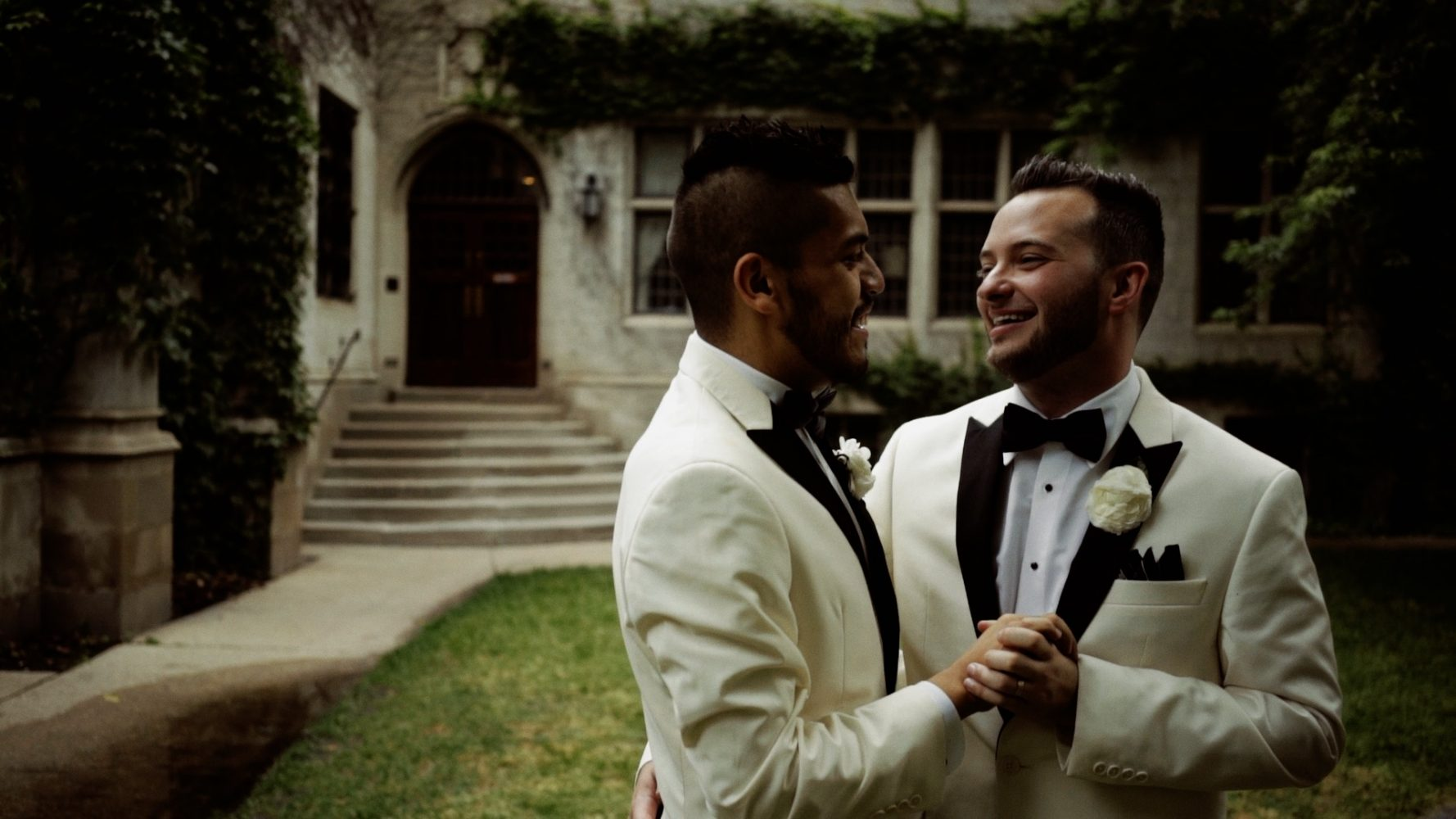 Ben + Enrique | Chicago, Illinois | the millennium knickerbocker