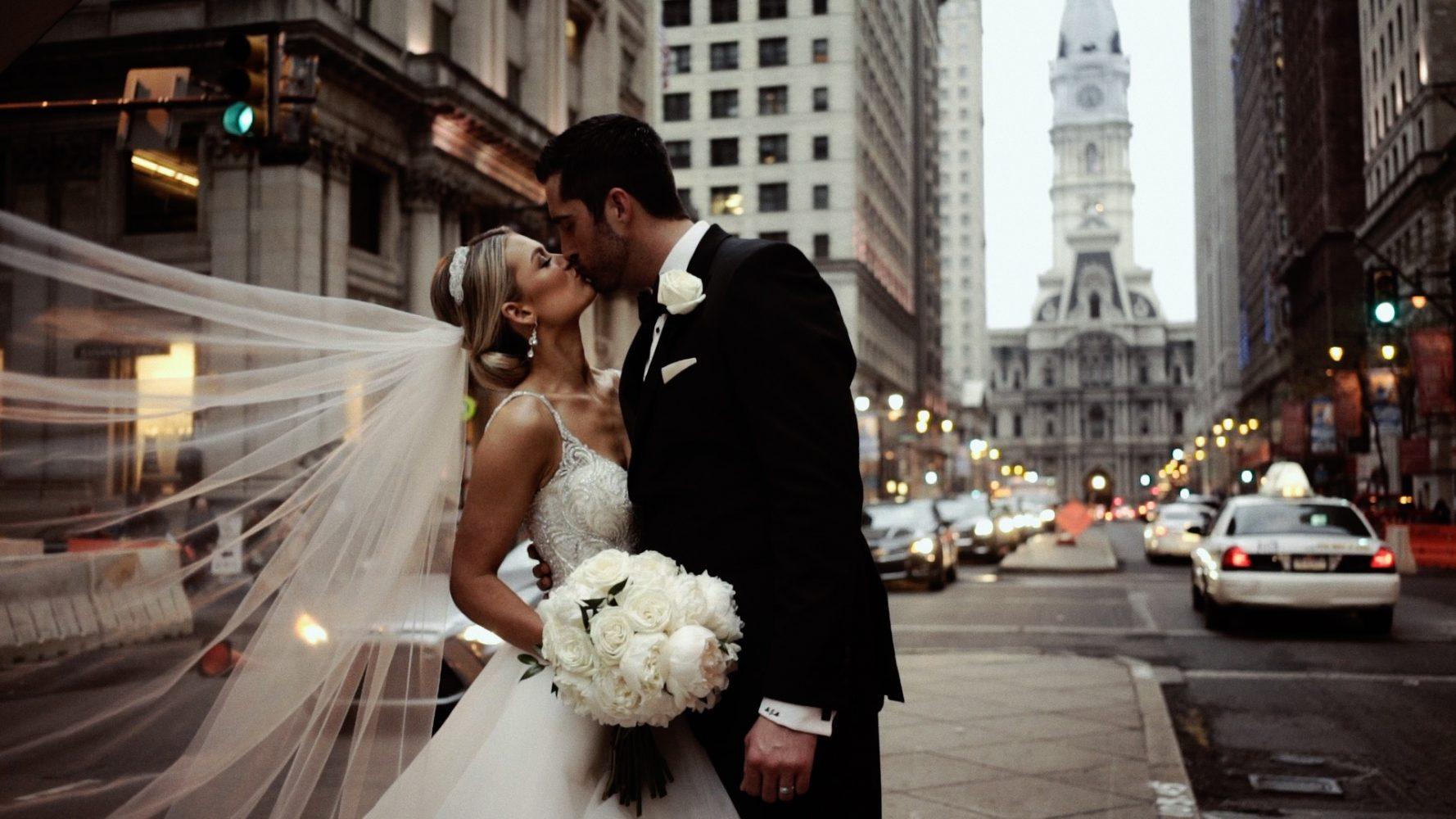 Kelsey + Michael | Philadelphia, Pennsylvania | The Bellevue Hotel
