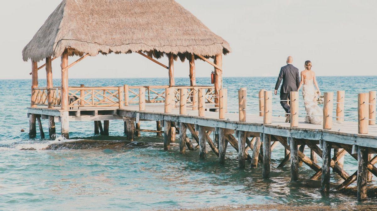 Lacey + Dustin | Playa Del Carmen, Mexico | Azul Fives Playa del Carmen