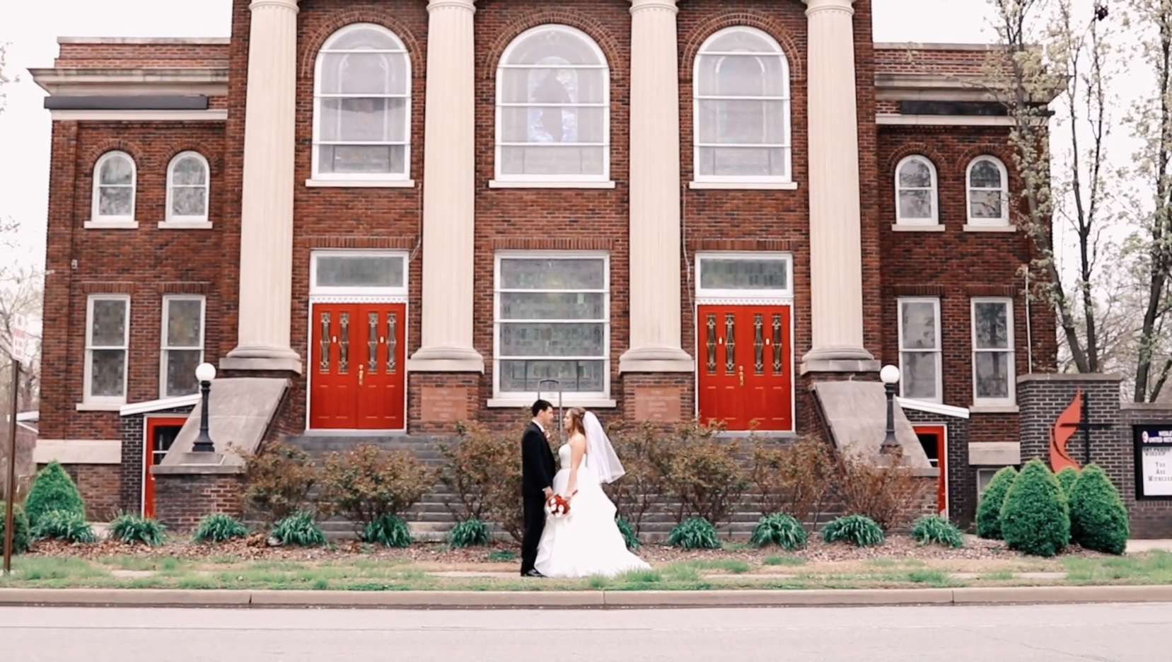 Jordan + Brytton | Iola, Kansas | Miller's on Madison