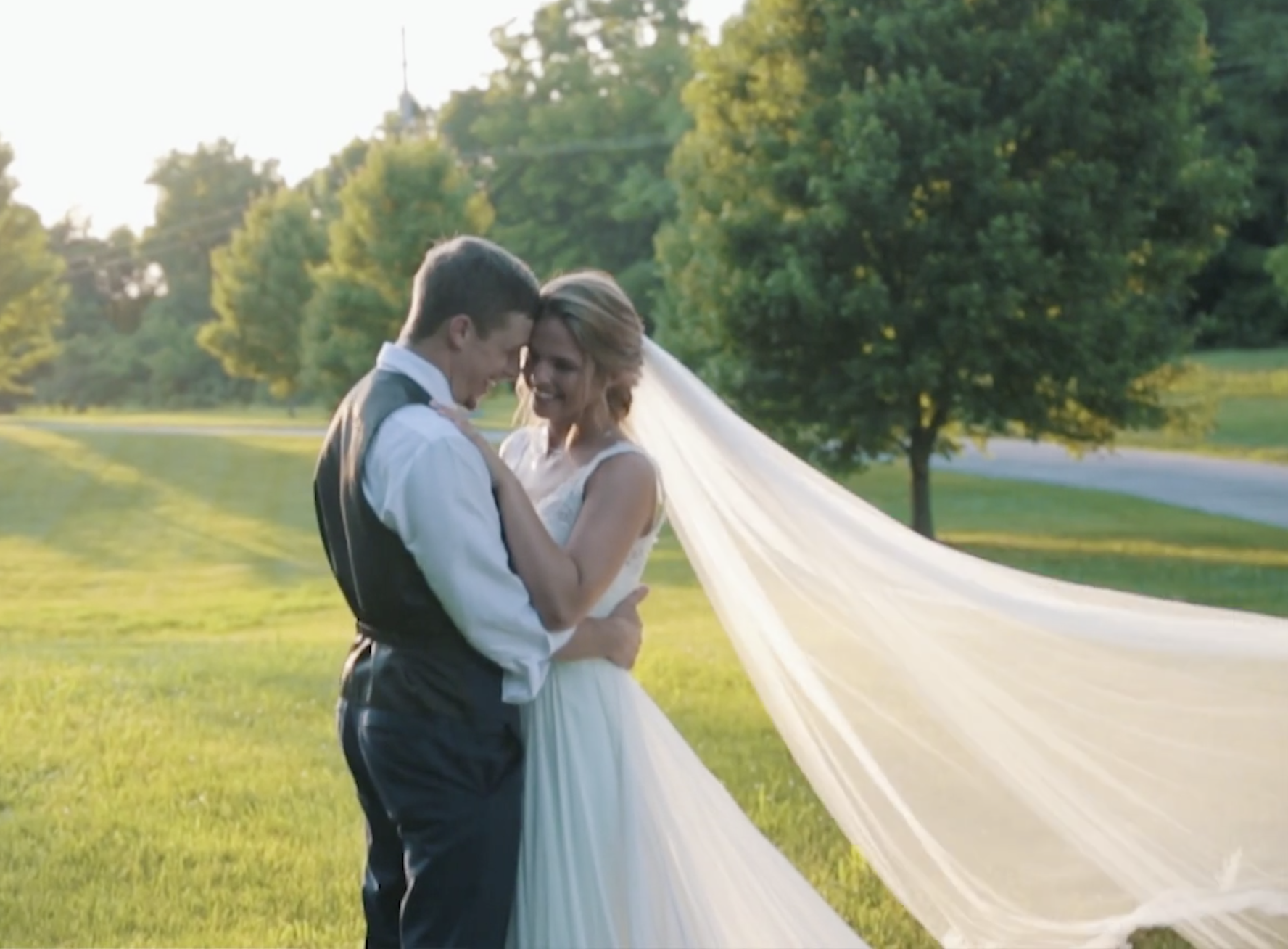 Payton + Lane | Elkins Grove, Kentucky | Elkins Grove Wedding Venue