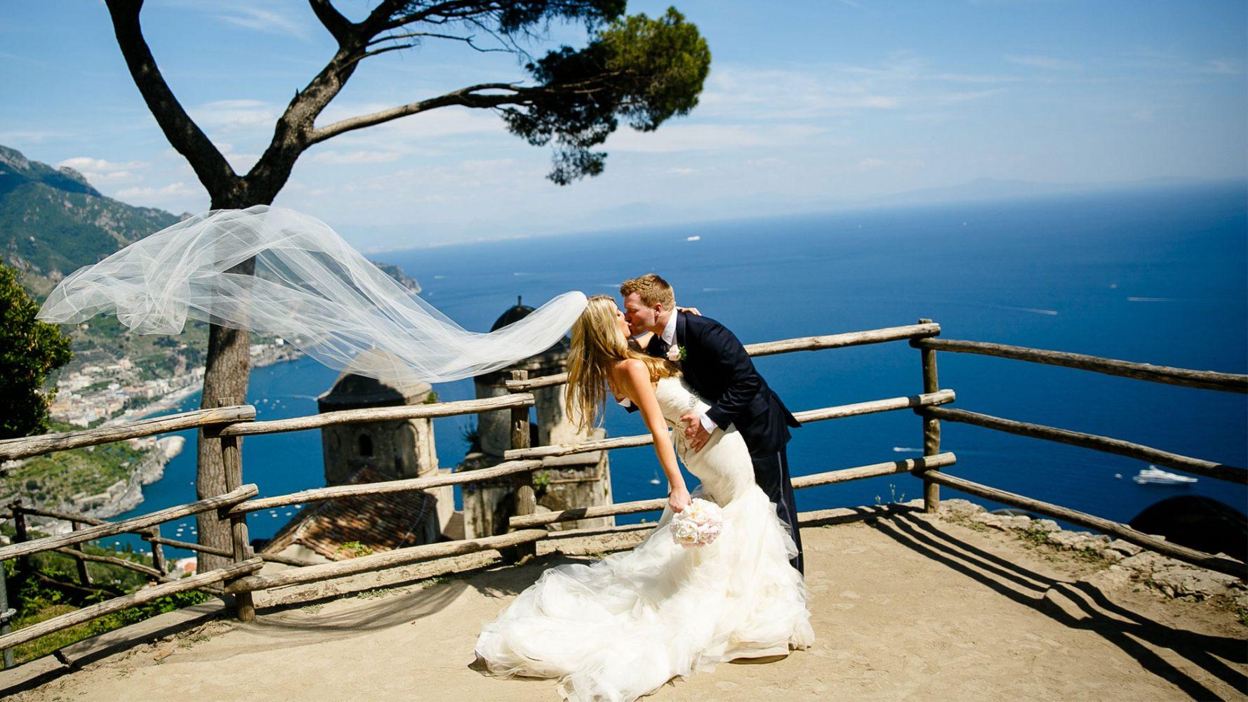 Michael + Lindsay | Ravello, Italy | Villa Eva