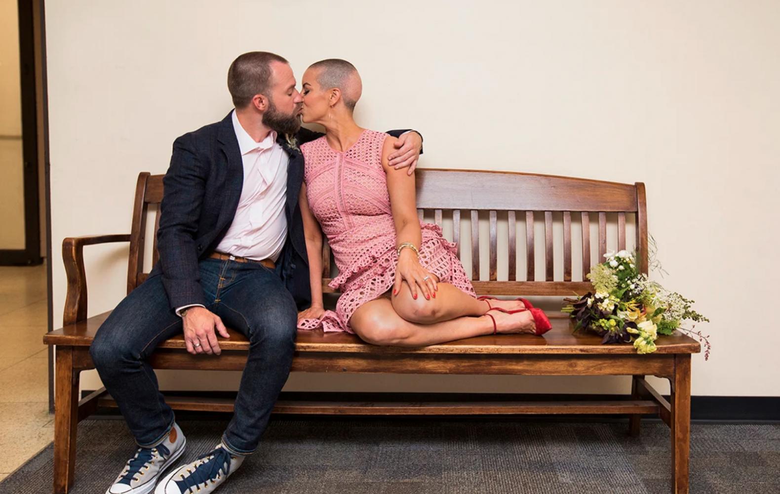 Katie  + Brogan | Chicago, Illinois | Cook County Marriage Court