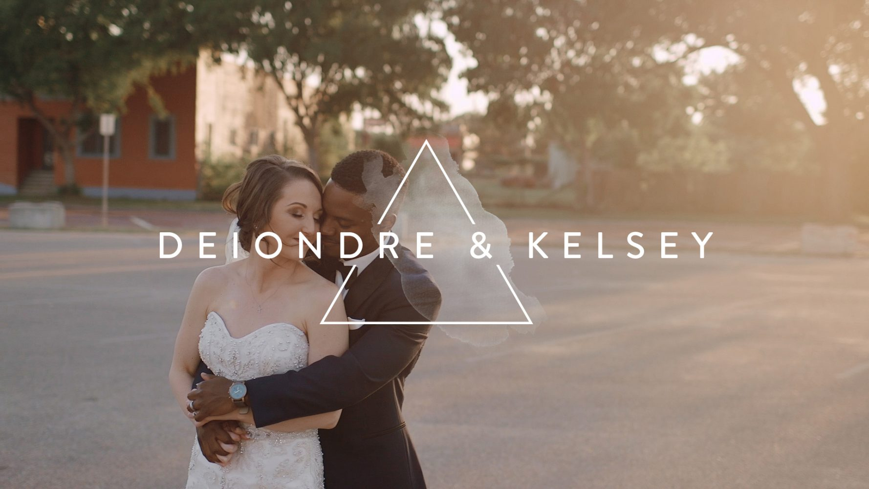 Deiondre + Kelsey | Wichita, Kansas | The Hudson