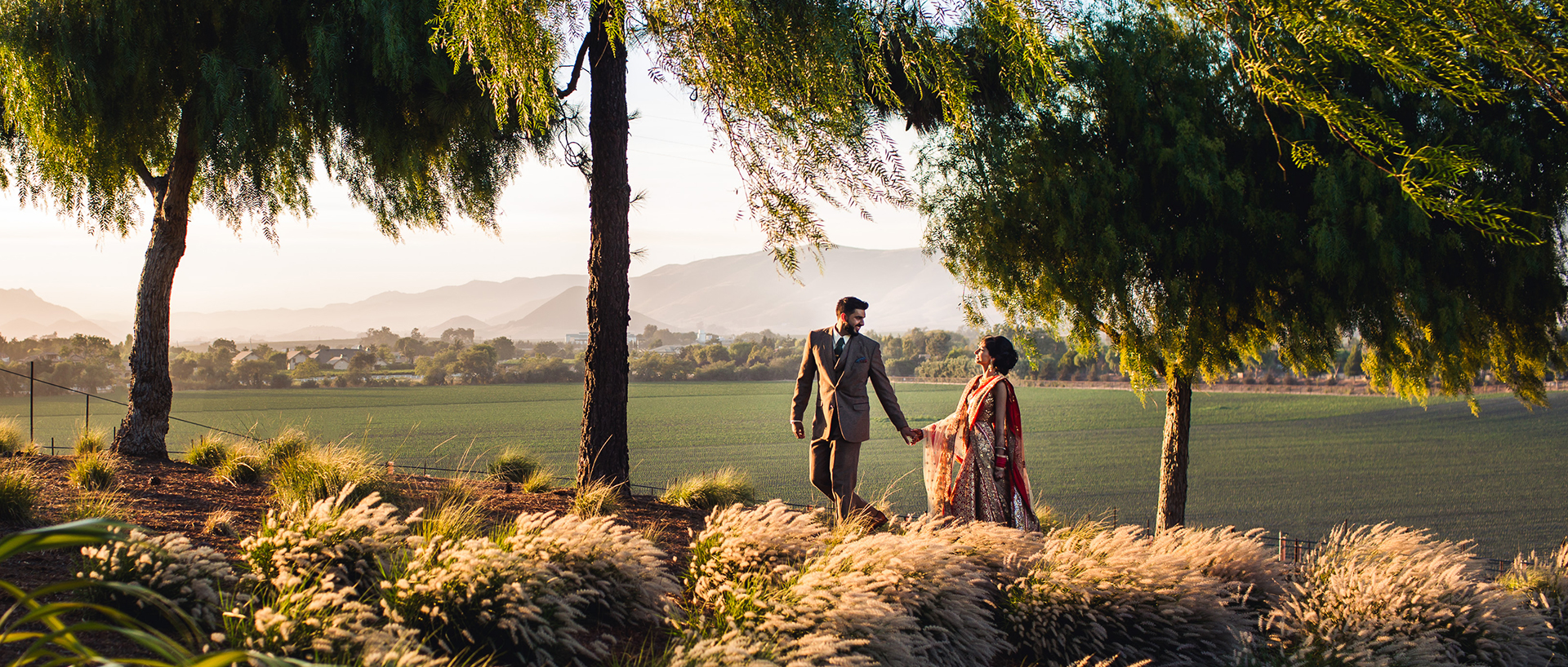 Ricky + Preeti | San Luis Obispo, California | Green Gate Ranch & Vineyard