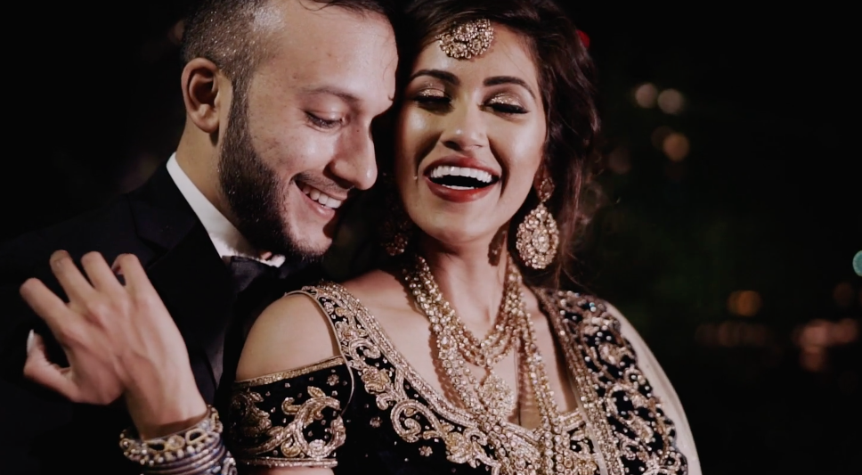 Video You Can't Miss: Anitha & Shail's Gorgeous Multicultural Wedding In Dallas, Texas
