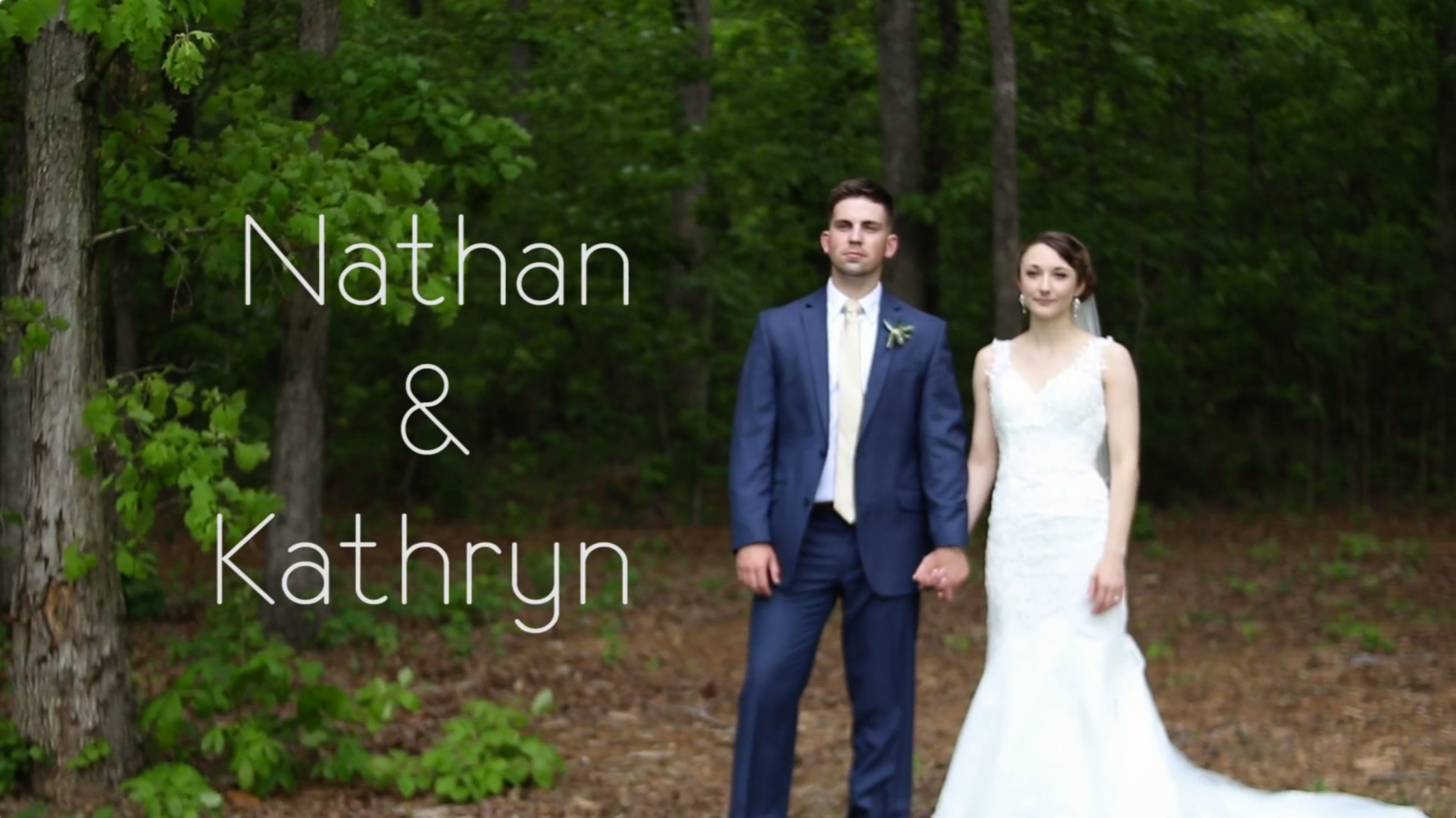 Nathan + Kathryn | Greenville, South Carolina | The Hollow at Paris Mountain