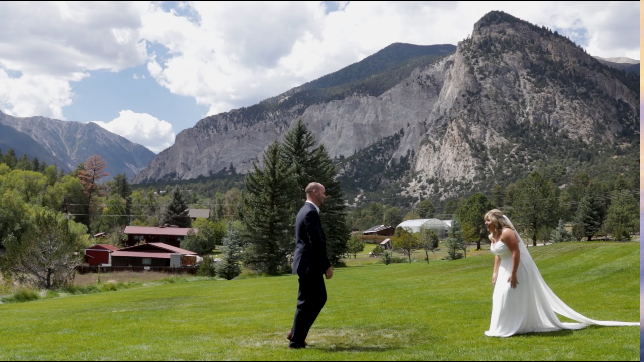 Whitney  + Skyler  | Nathrop, Colorado | Mt. Princeton Hot Springs Resort
