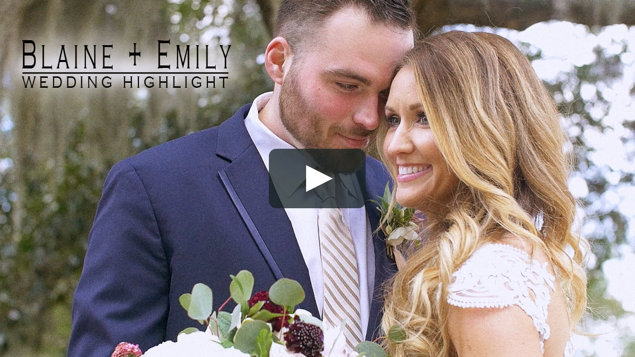 Emily + Blaine | Wilmington, North Carolina | Wrightsville Manor
