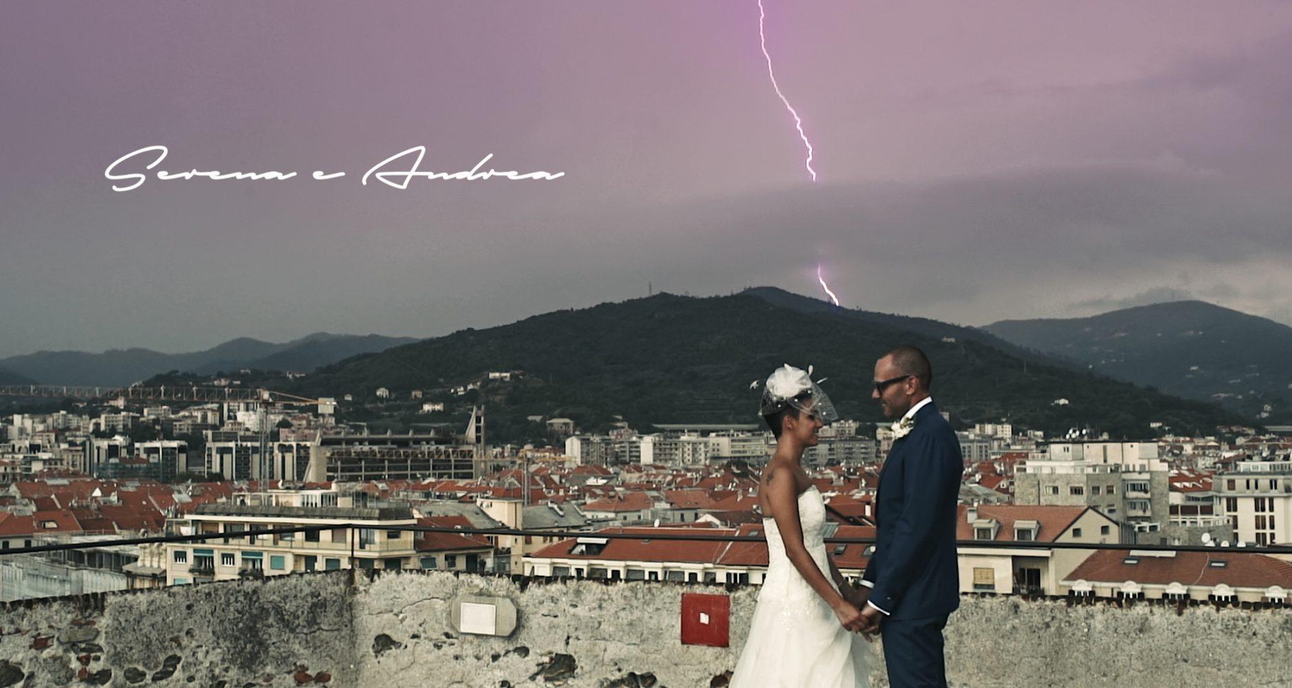 Serena + Andrea | Savona, Italy | Fortress Priamar