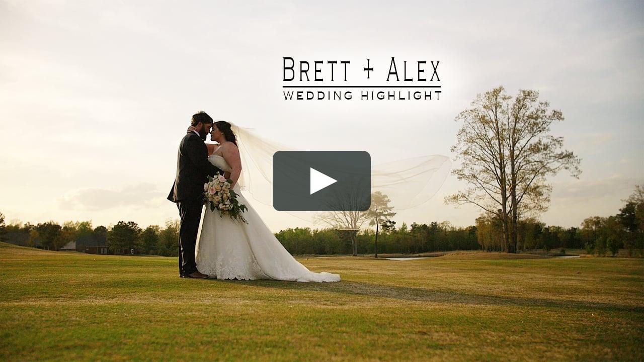 Alex + Brett | Snow Hill, North Carolina | Cutter Creek Golf Club