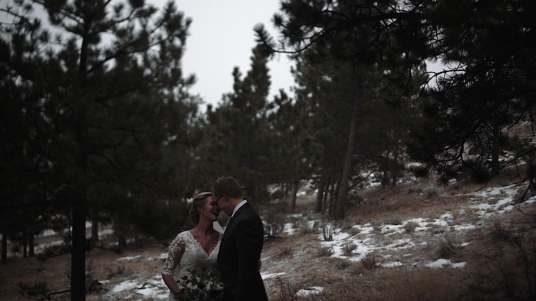 Kevin + Ashley | Estes Park, Colorado | Mary's Lake Lodge
