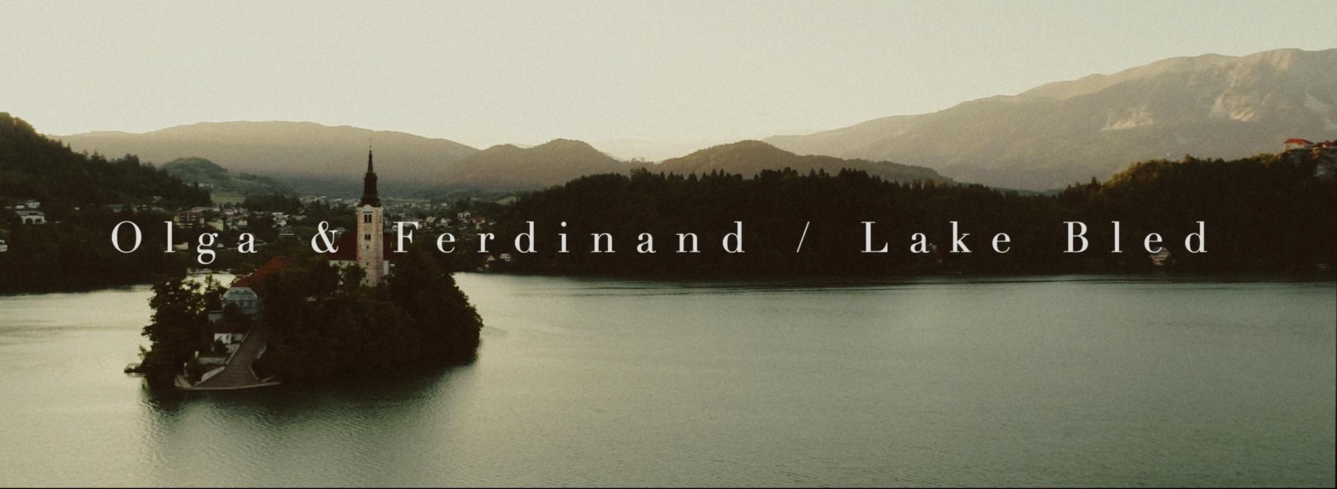 Olga + Ferdinand | Bled, Slovenia | Vila Bled