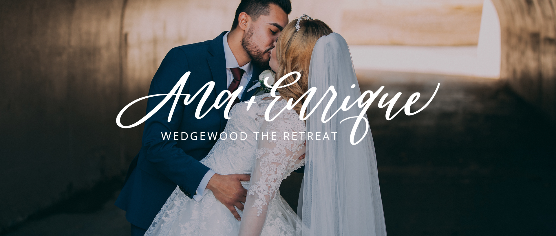 Enrique + Ana | Corona, California | Wedgewood The Retreat