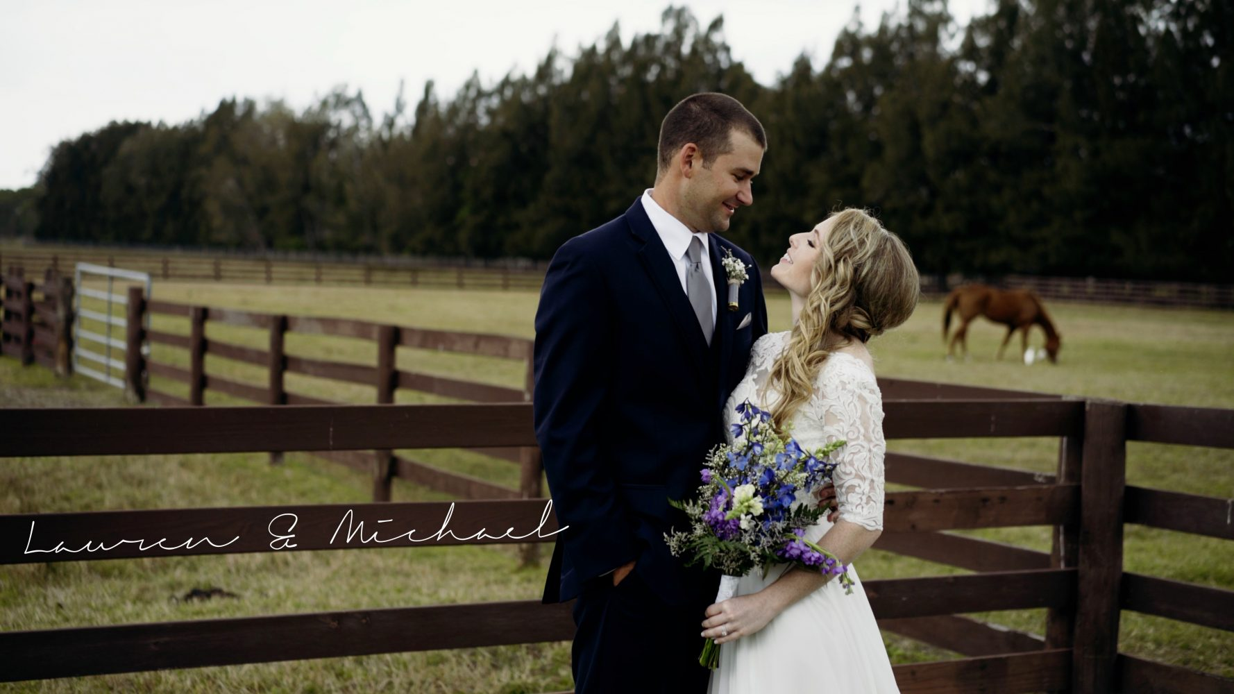 Lauren + Mike | Fellsmere, Florida | Master Stables