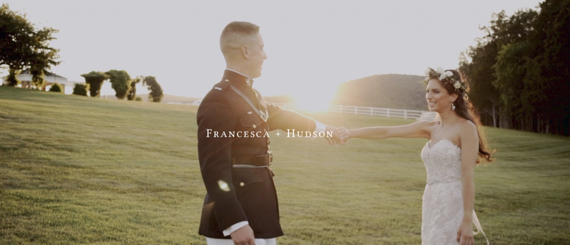 Francesca + Hudson | Keswick, Virginia | Castle Hill Cider