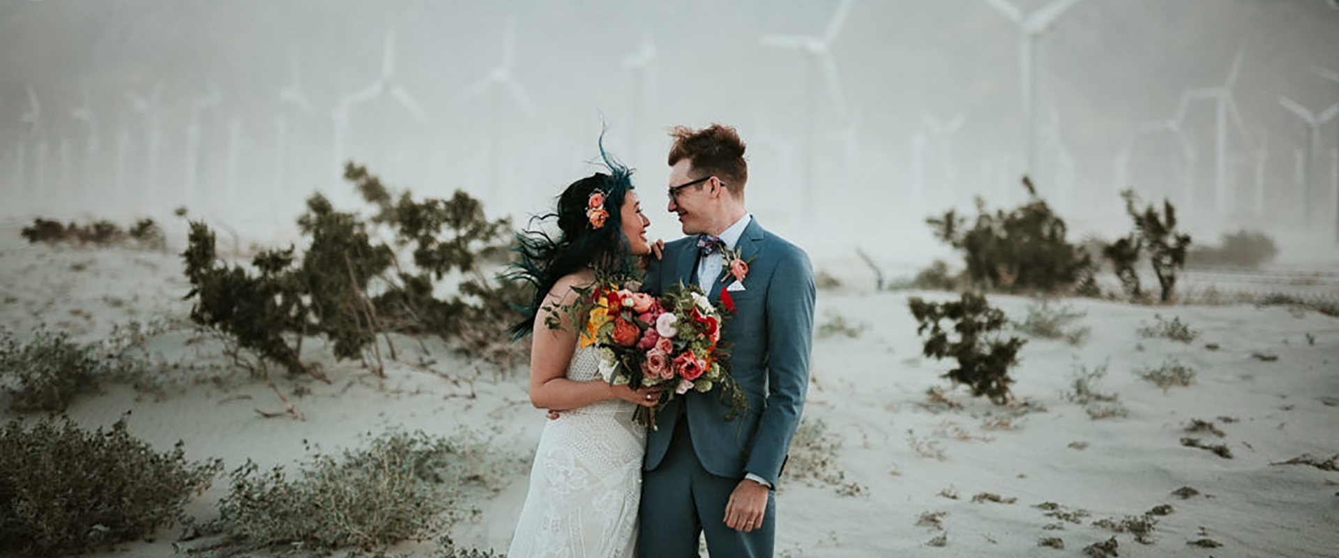 Ash + Lee | Palm Springs, California | The Ace Hotel & Swim Club