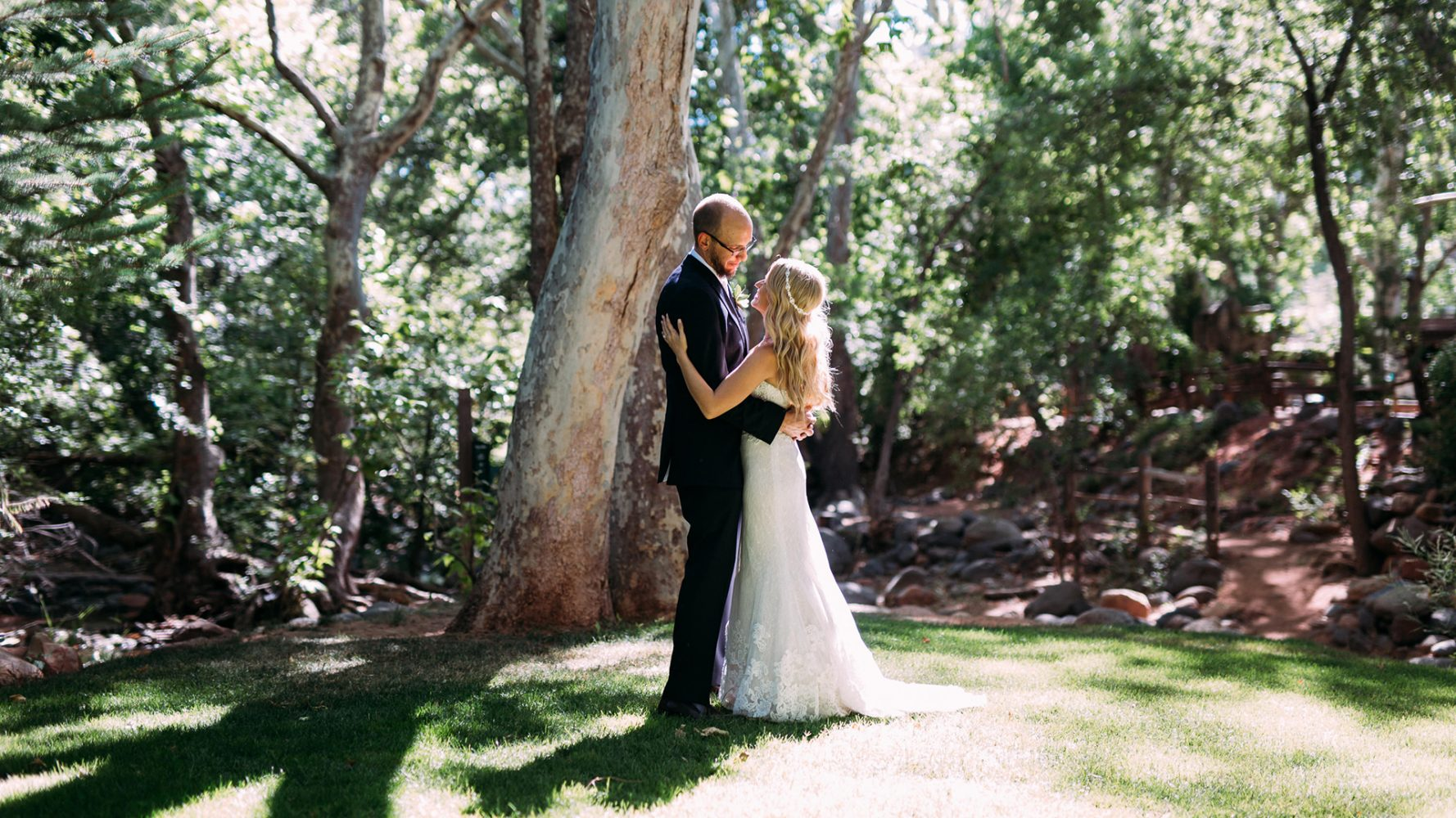 Ashley + Brandon | Sedona, Arizona | Tlaquepaque