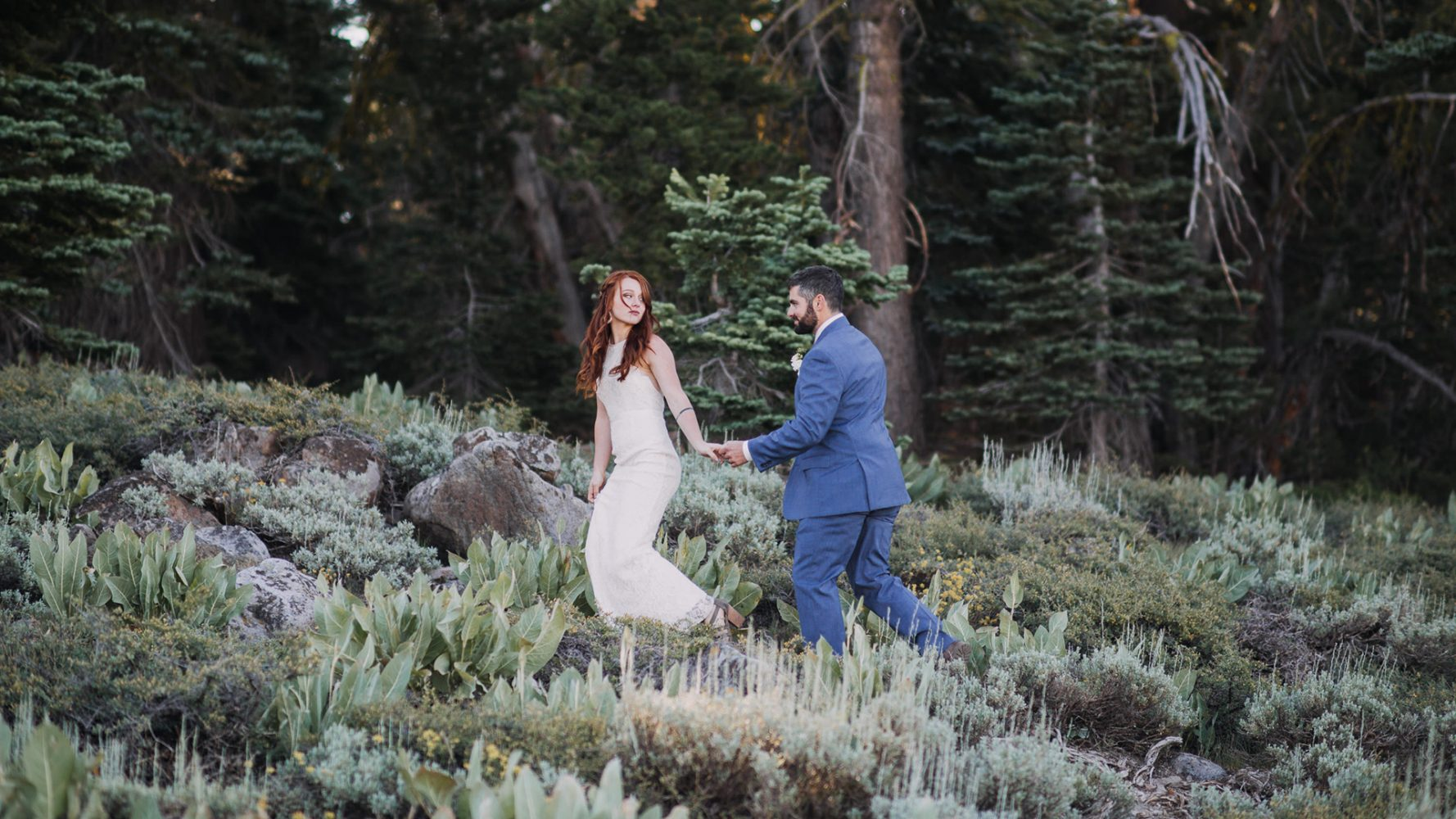 Ruthanne + Demetri | North Lake Tahoe, California | Lake Tahoe