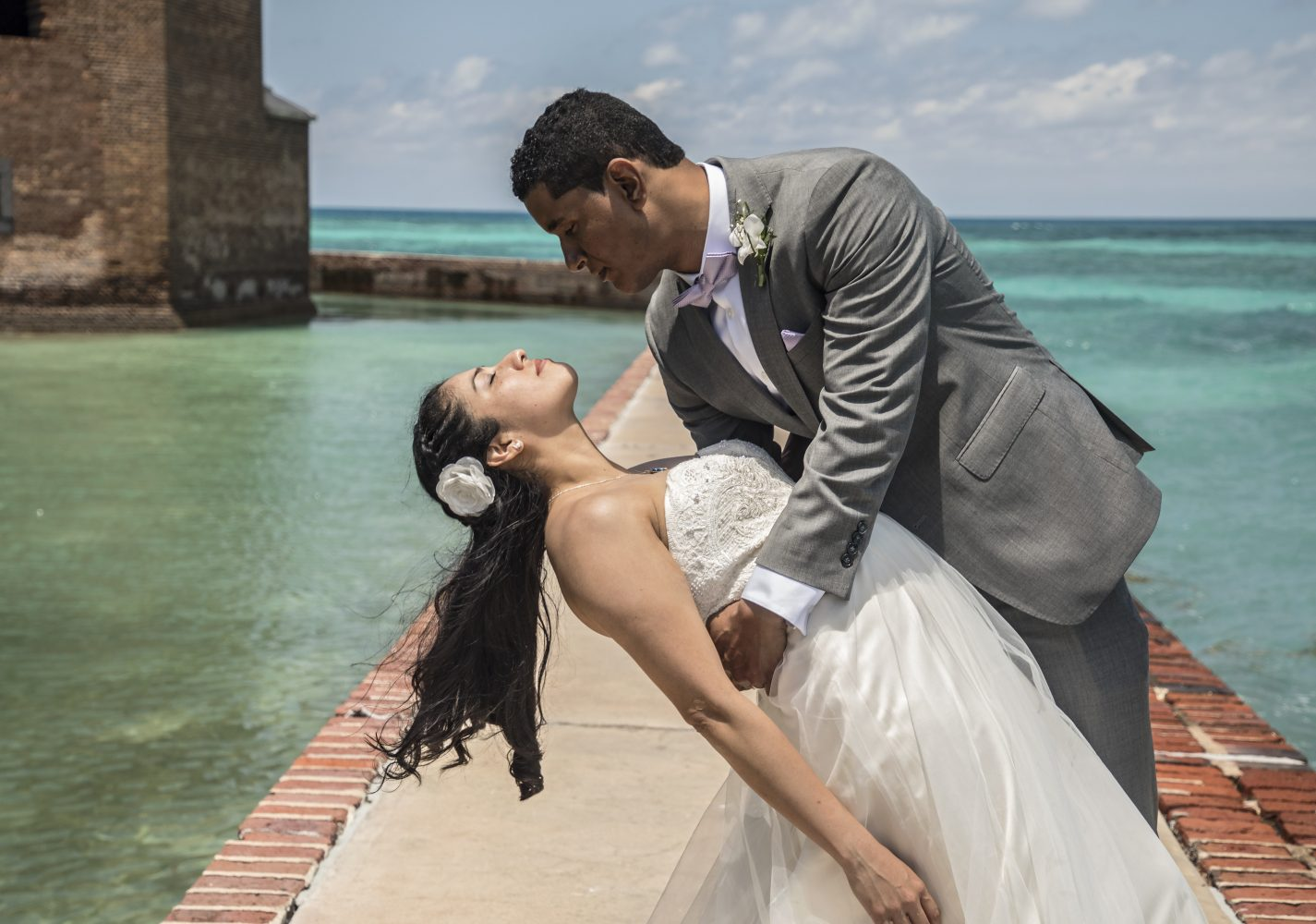 Susana + Jorge | Dry Tortugas National Park l Key West, Florida