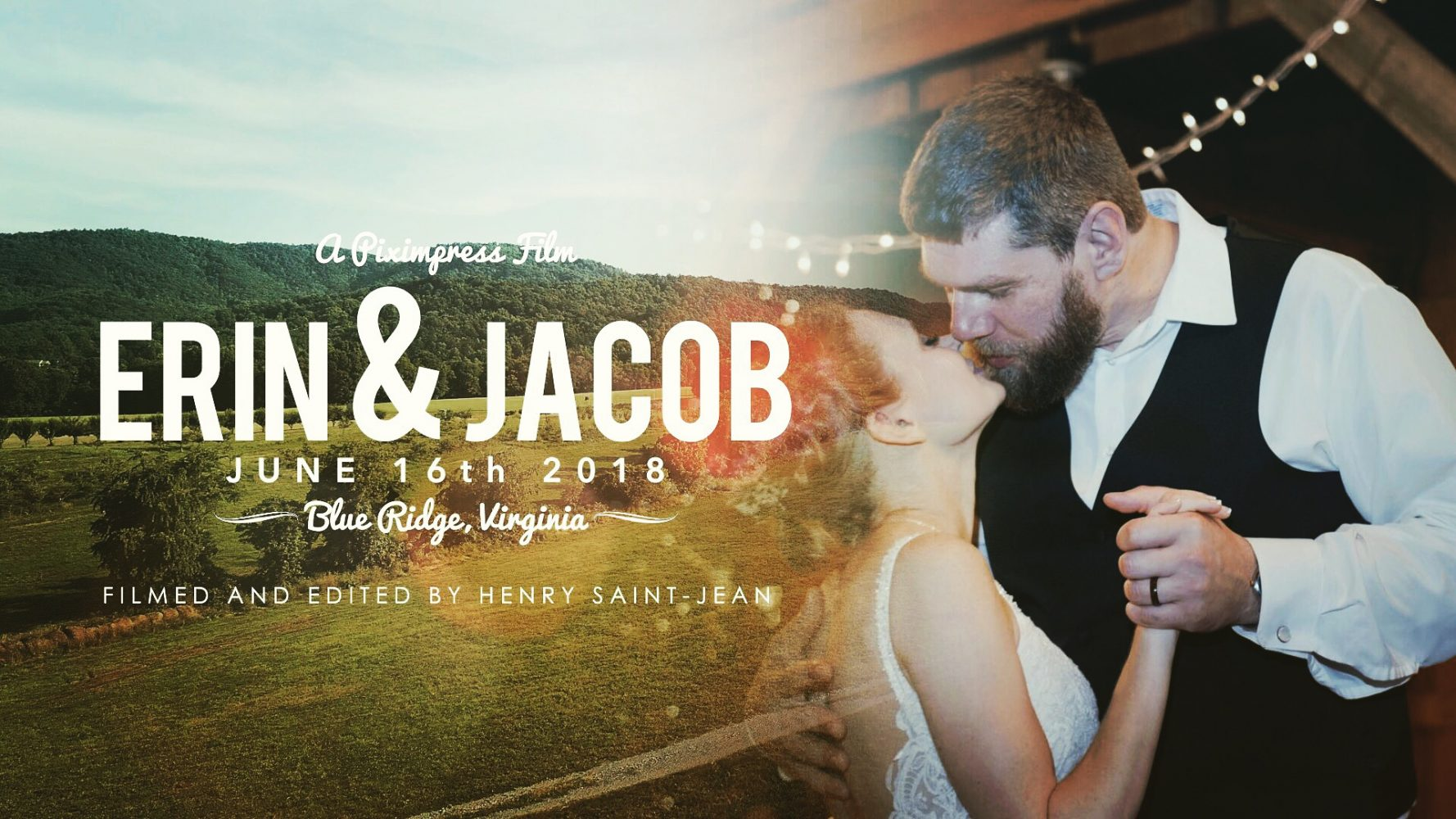 Erin + Jacob | Blue Ridge, Virginia | Diamond V Farm