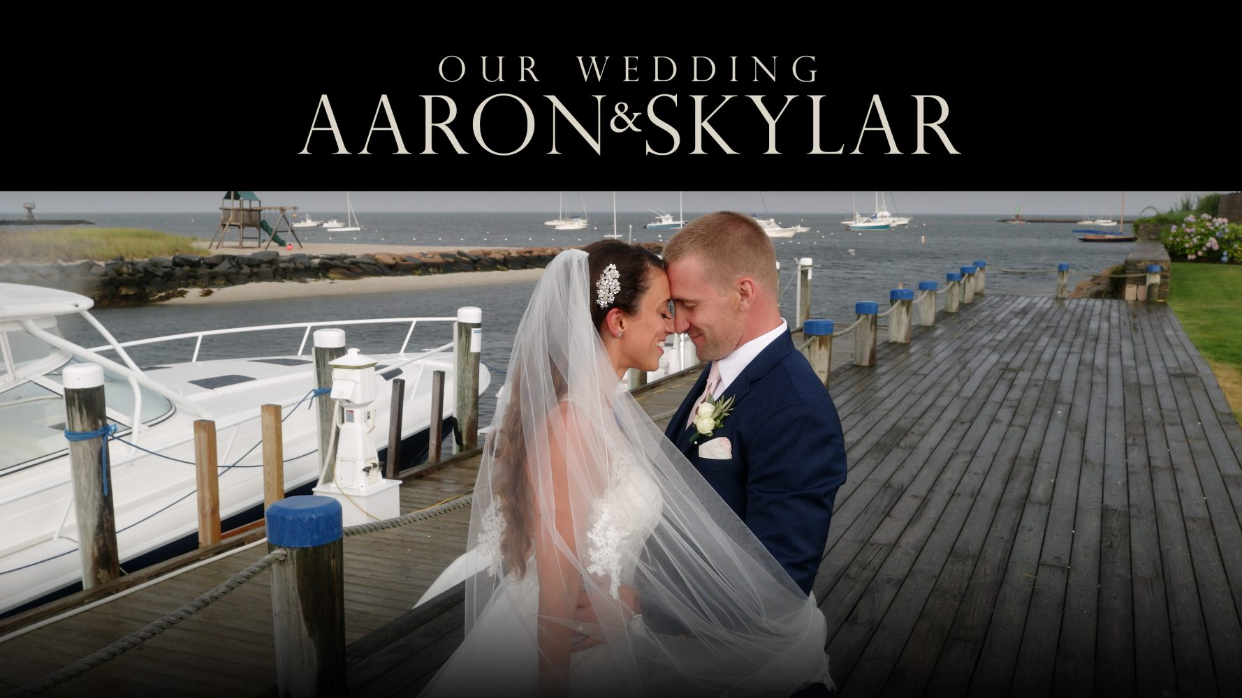 Aaron + Skylar | Harwhichport, Massachusetts | Wychmere Beach Club