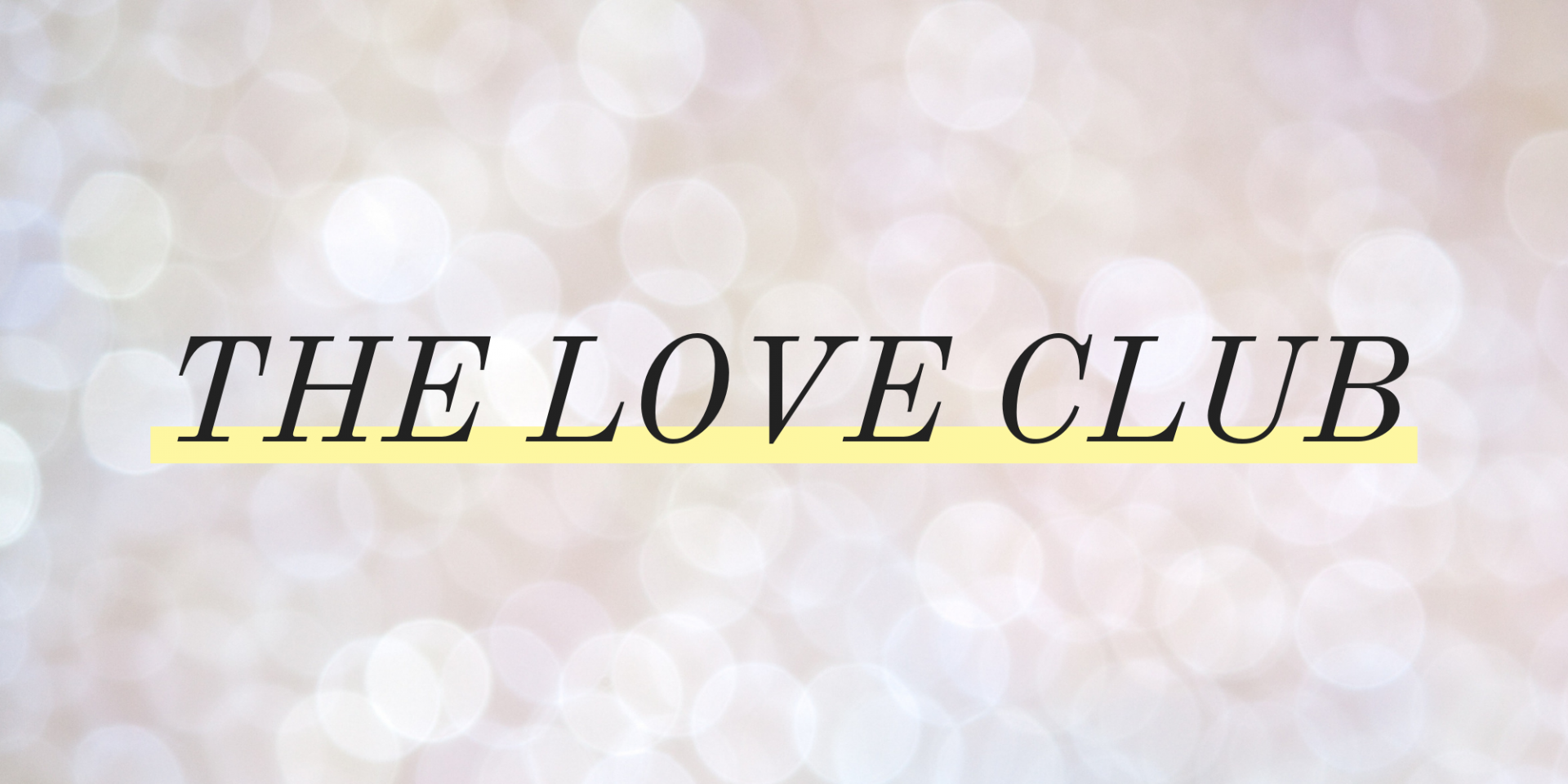 The Love Club: The Best Way To Reach Engaged Couples
